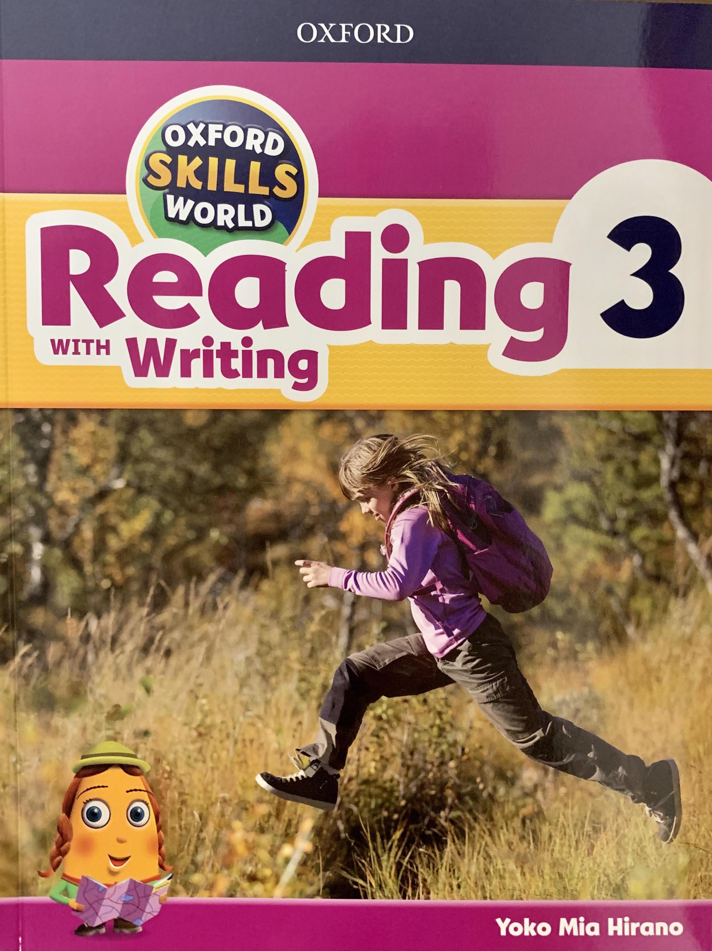 Oxford Skills World Reading Writing 3