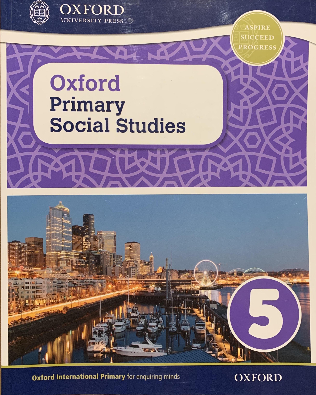 Oxford Primary Social Studies 5