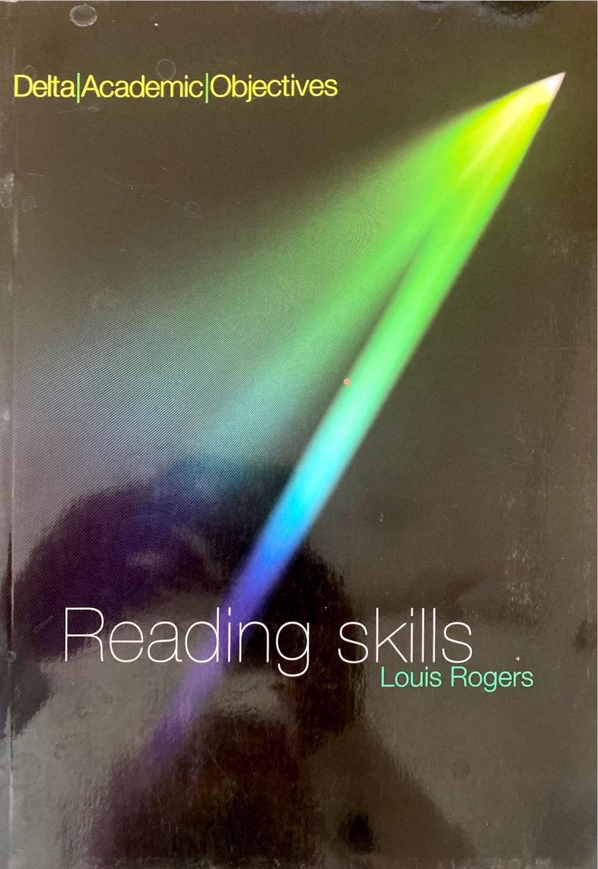 Delta Academic Objectives Reading Skills