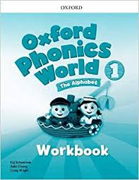Oxford Phonics World (Work) 1