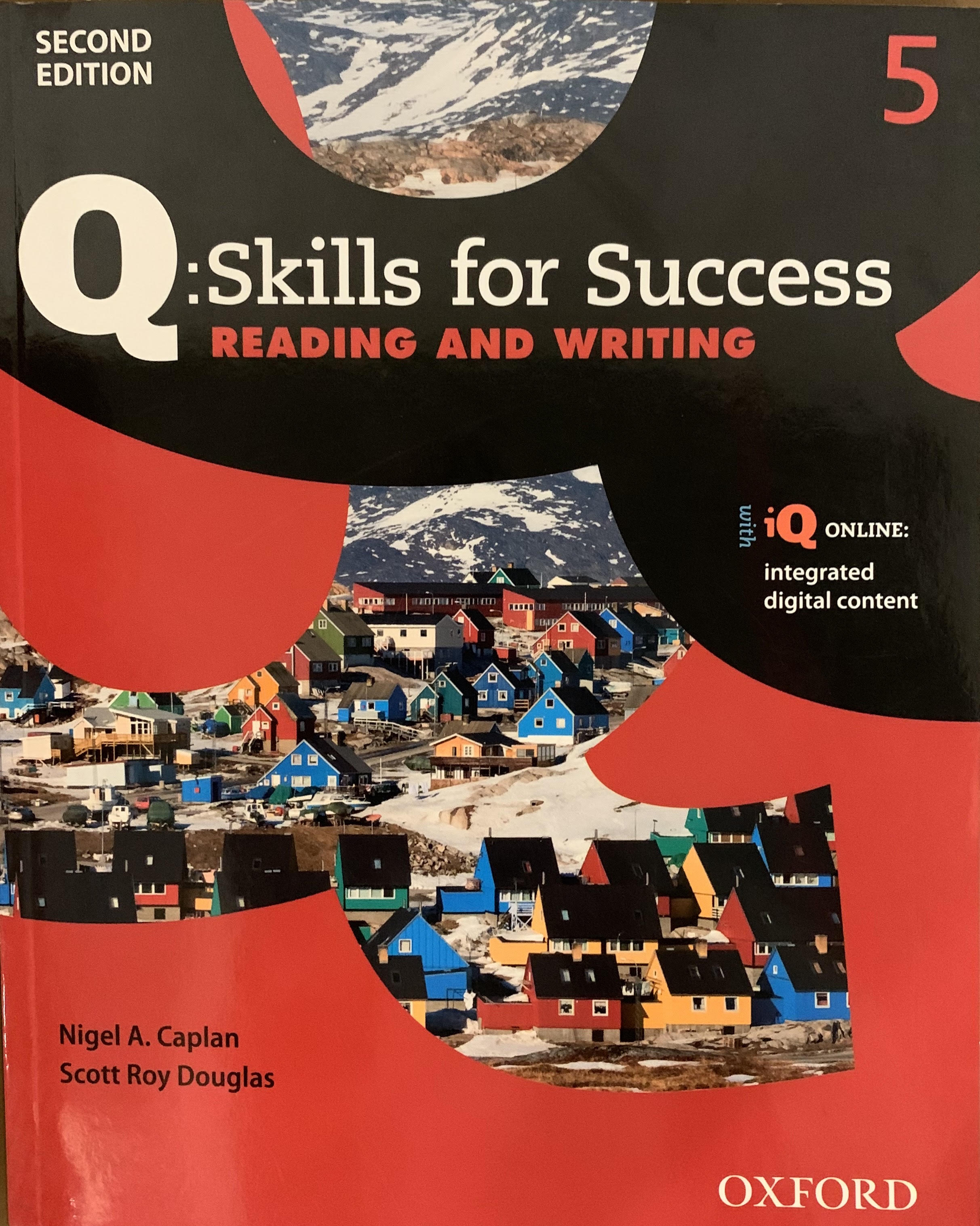 Q Skills For Success Reading and Writing 5