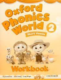 Oxford Phonics World (Work) 2