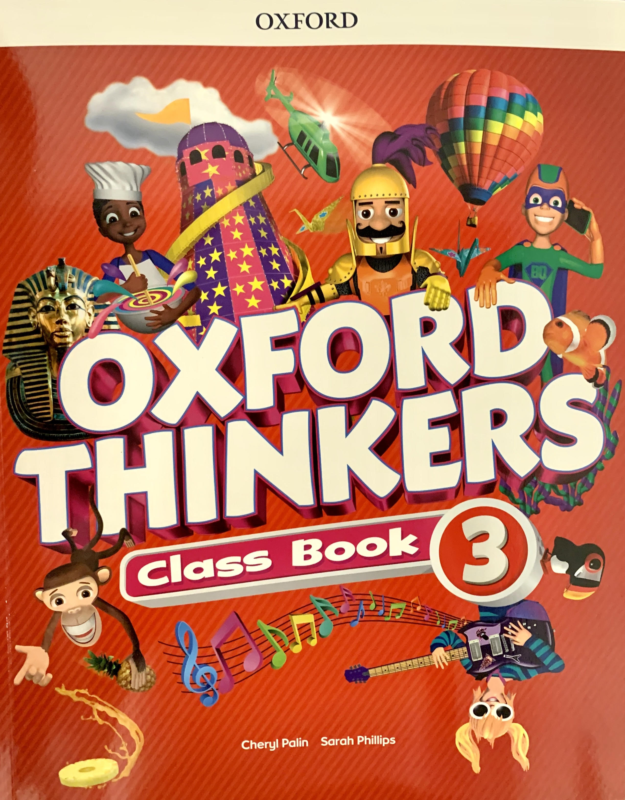 Oxford Thinkers class 3
