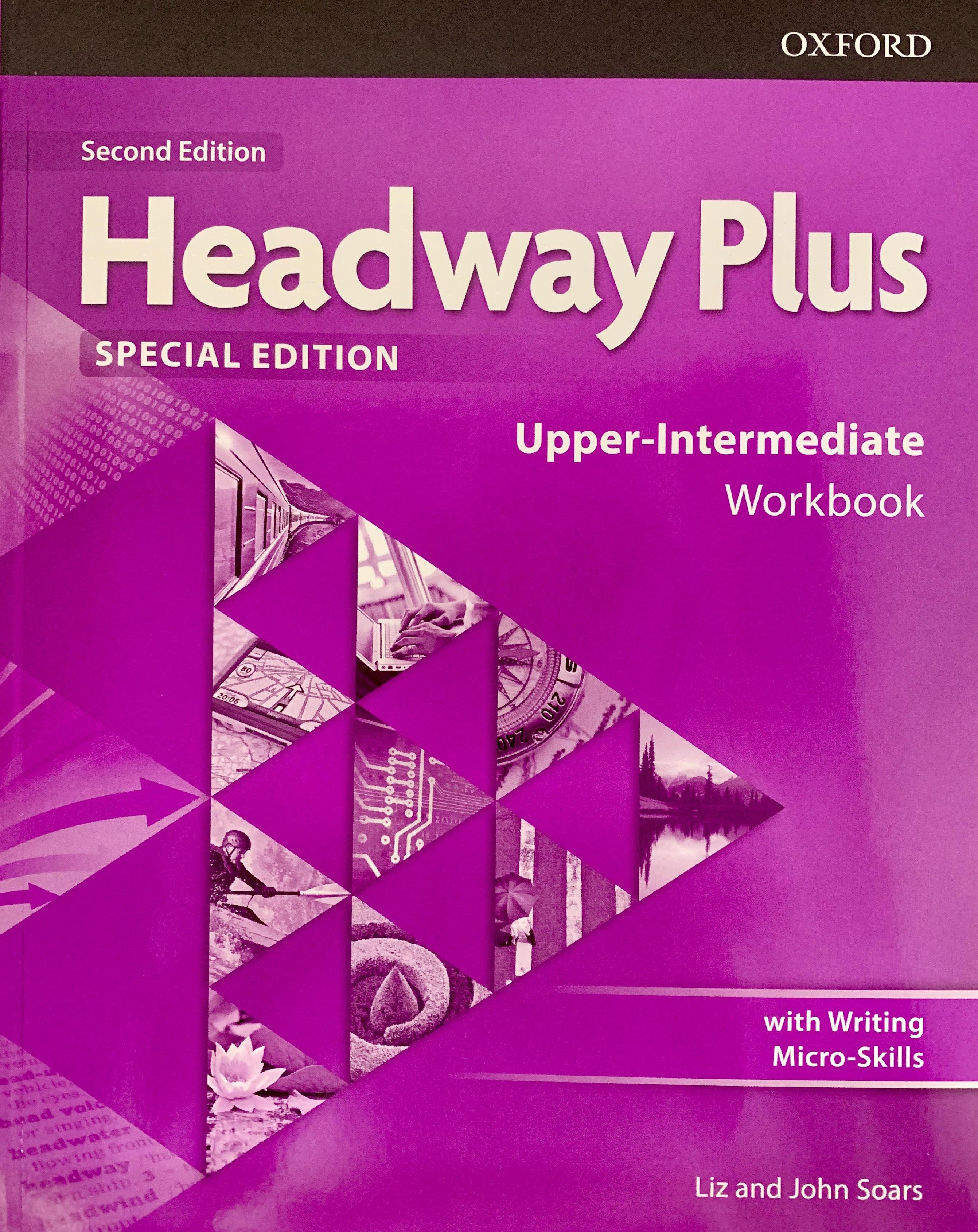 Headway Plus Upper Intermadiate Work ( Second Edition )