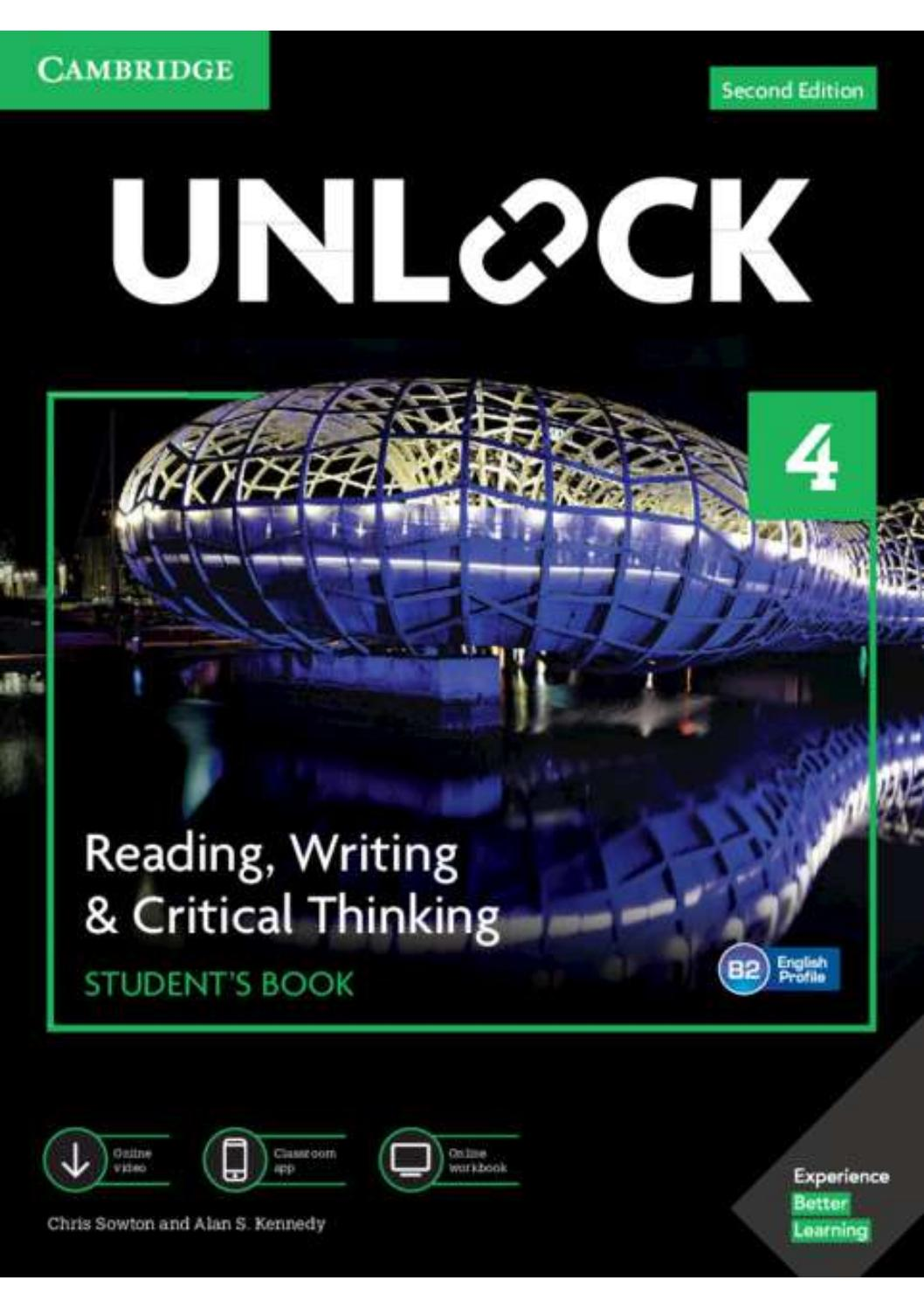 Unlock Level 4 Reading and Writing