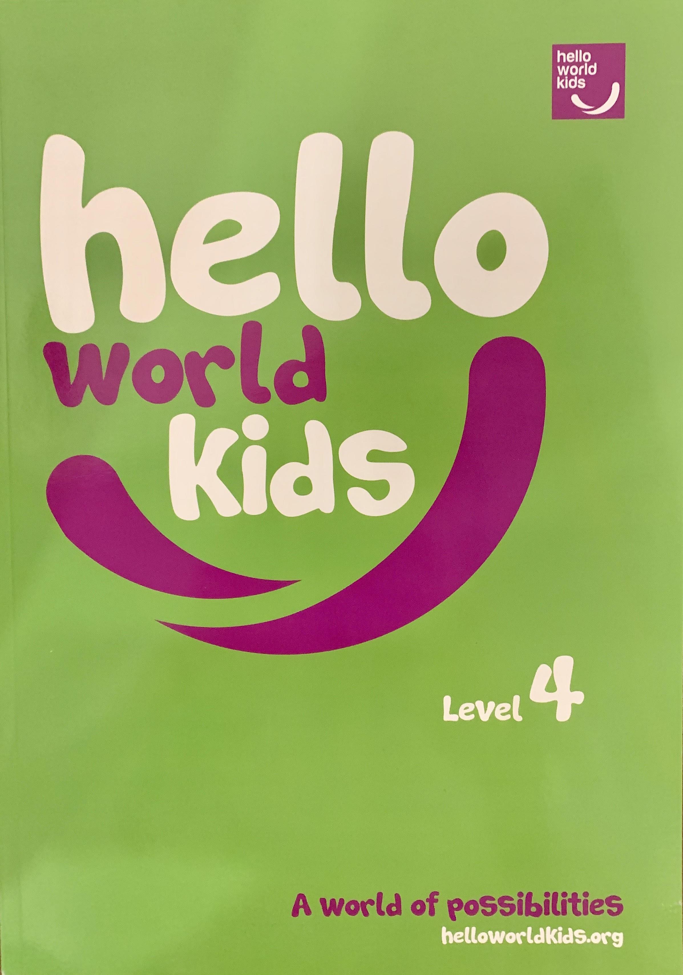 Hello World Kids 4