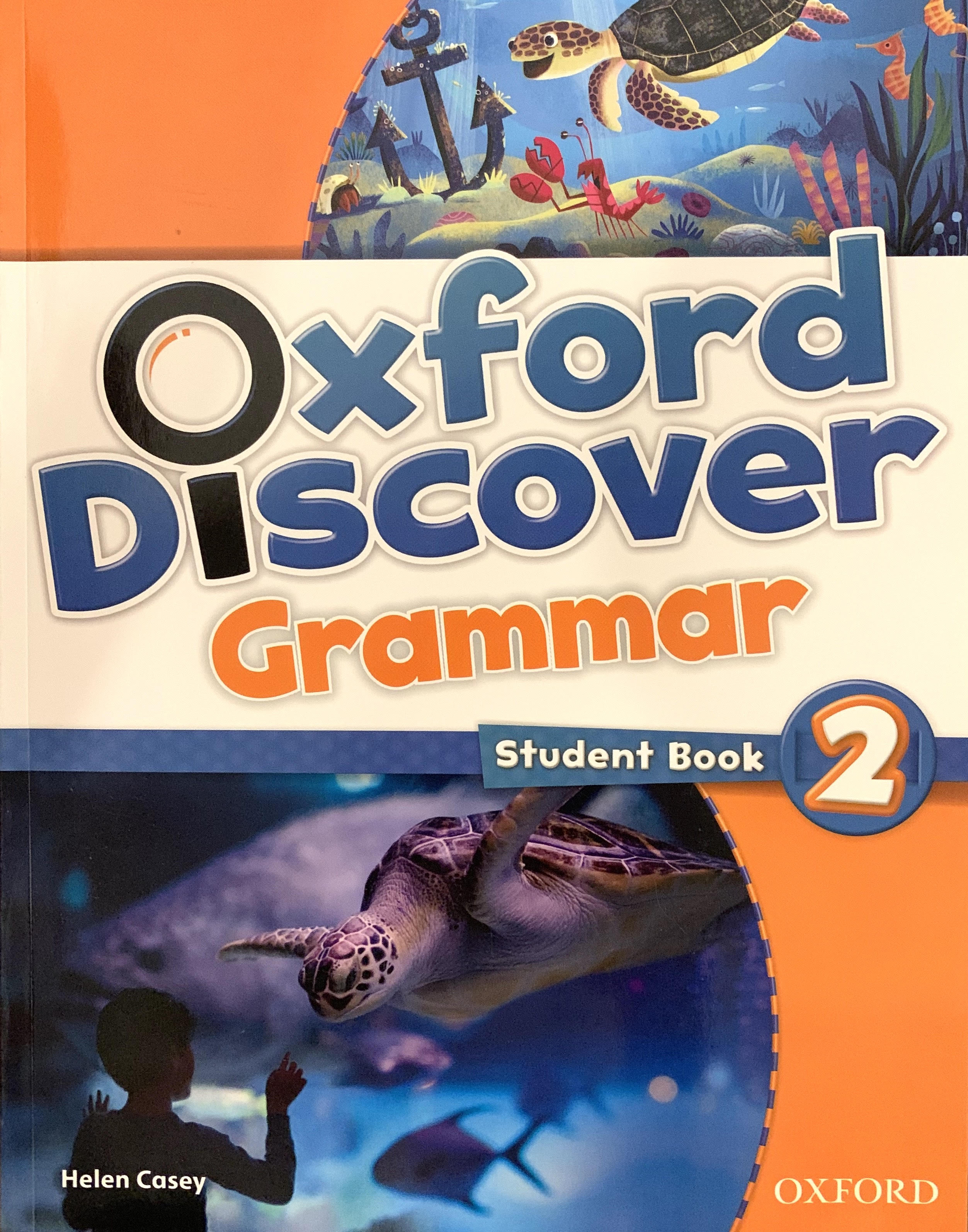 Oxford Discover Grammar 2