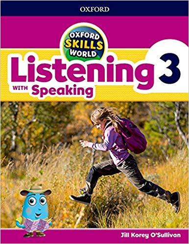 Oxford Skills World Listening Speaking 3
