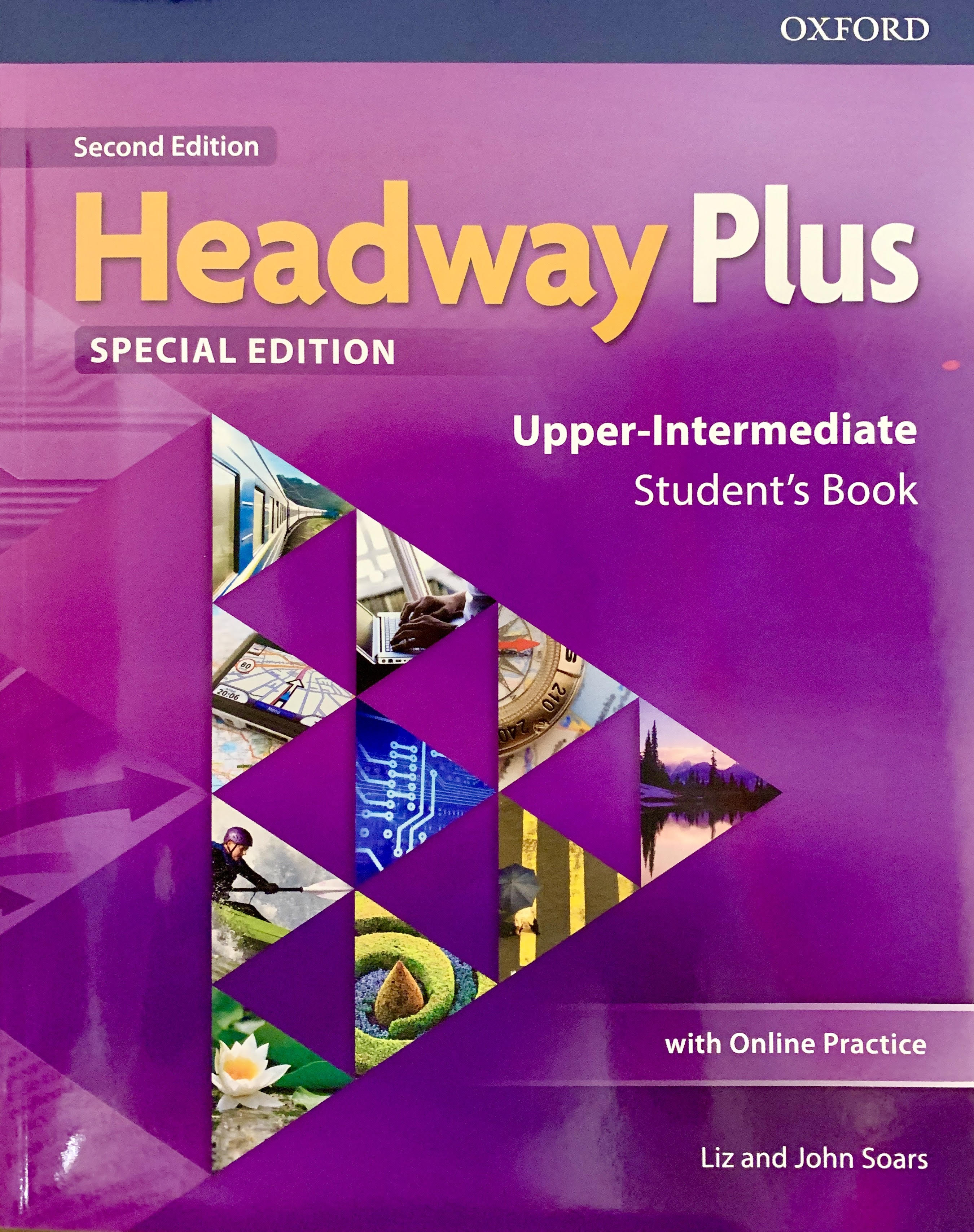 Headway Plus Upper Intermadiate Student ( Second Edition )