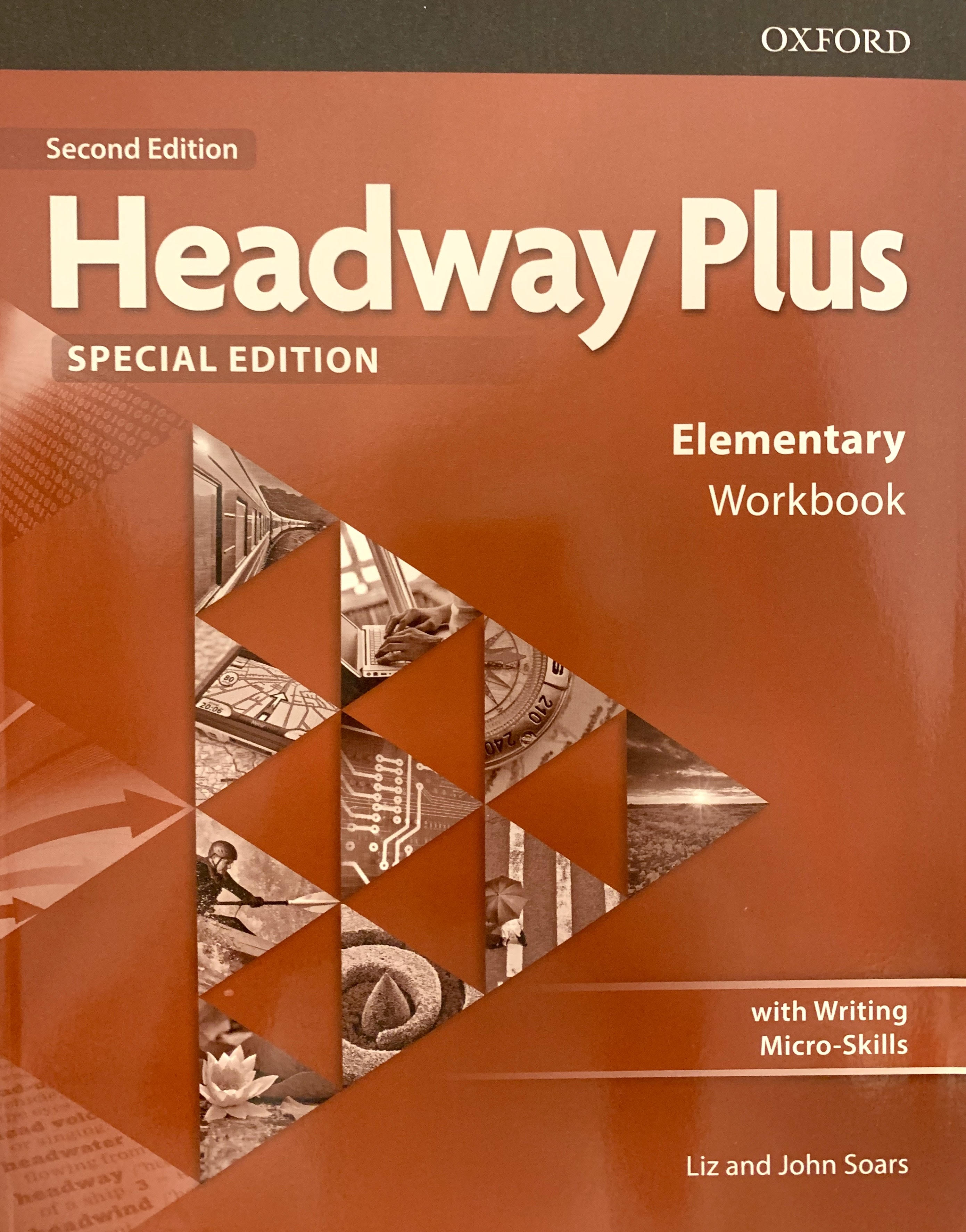 Headway Plus Elementary Work ( Second Edition )