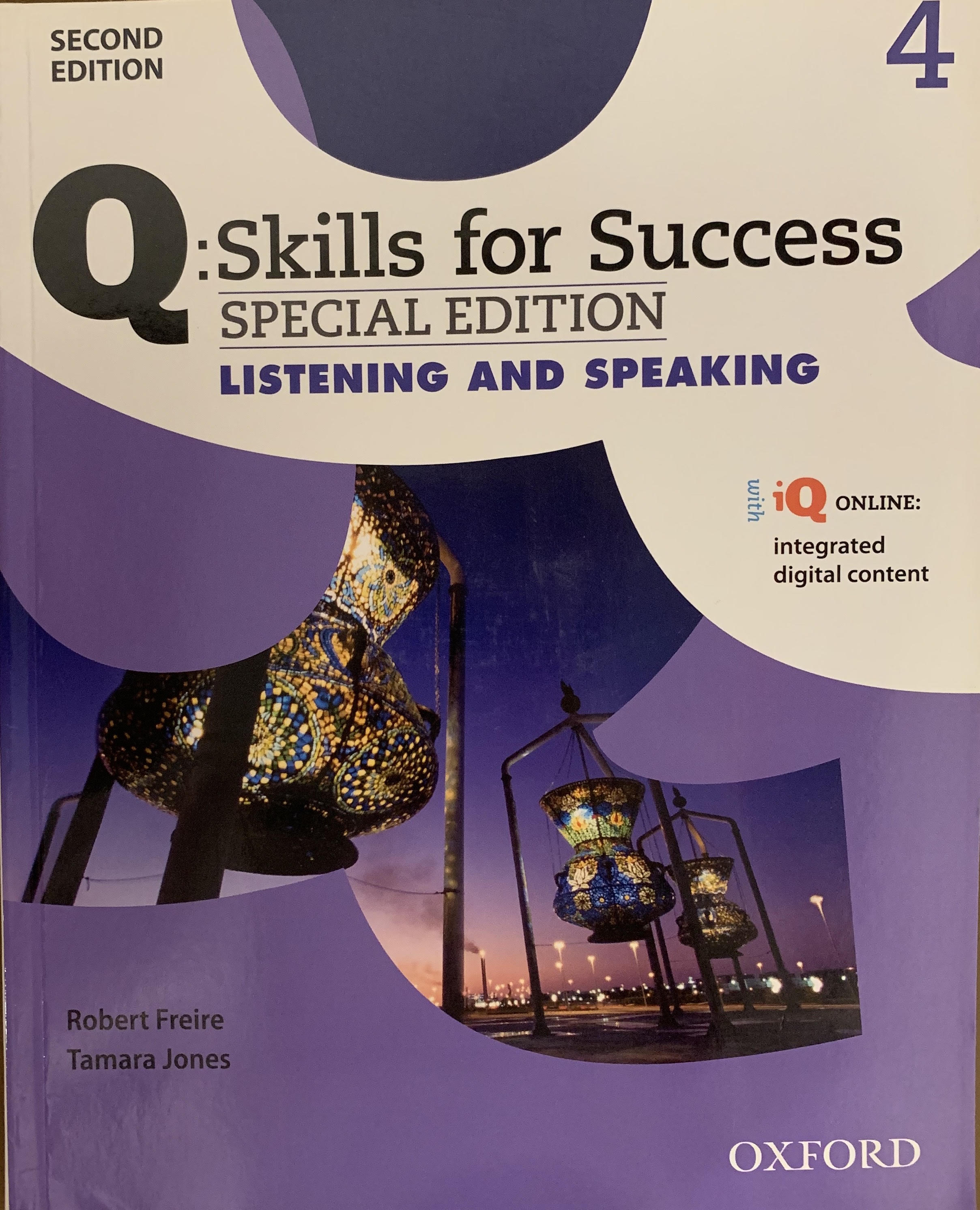 Q Skills For Success Listening and Speaking 4