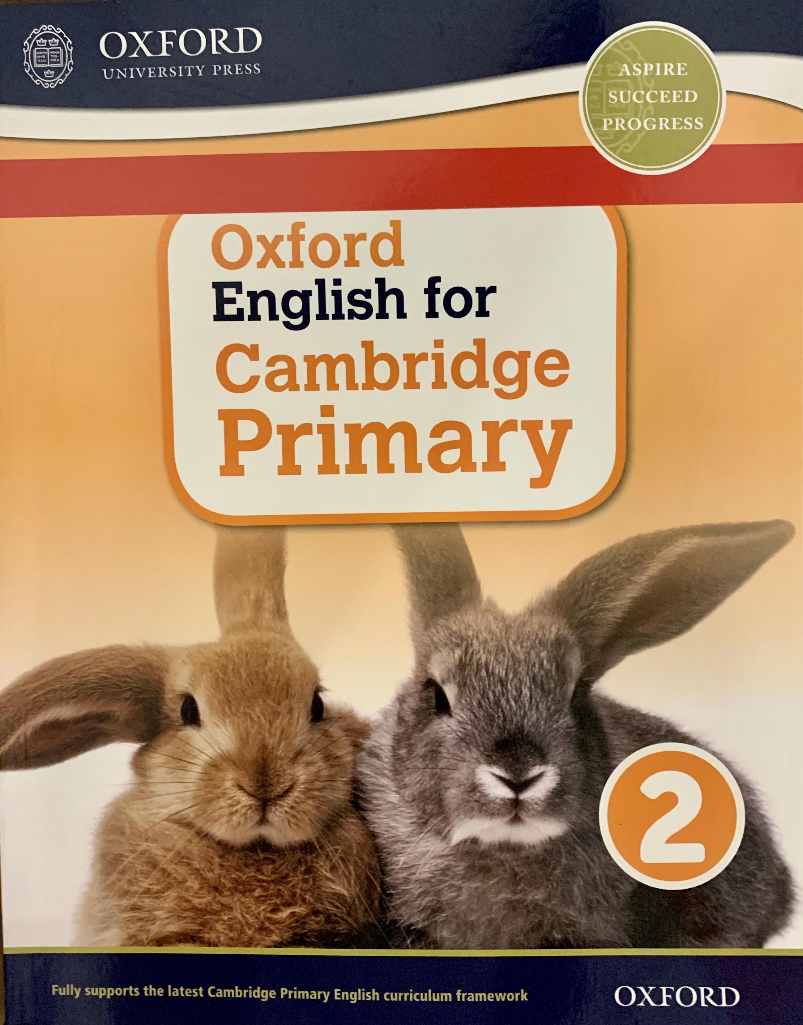 Oxford English for Cambridge Primary 2