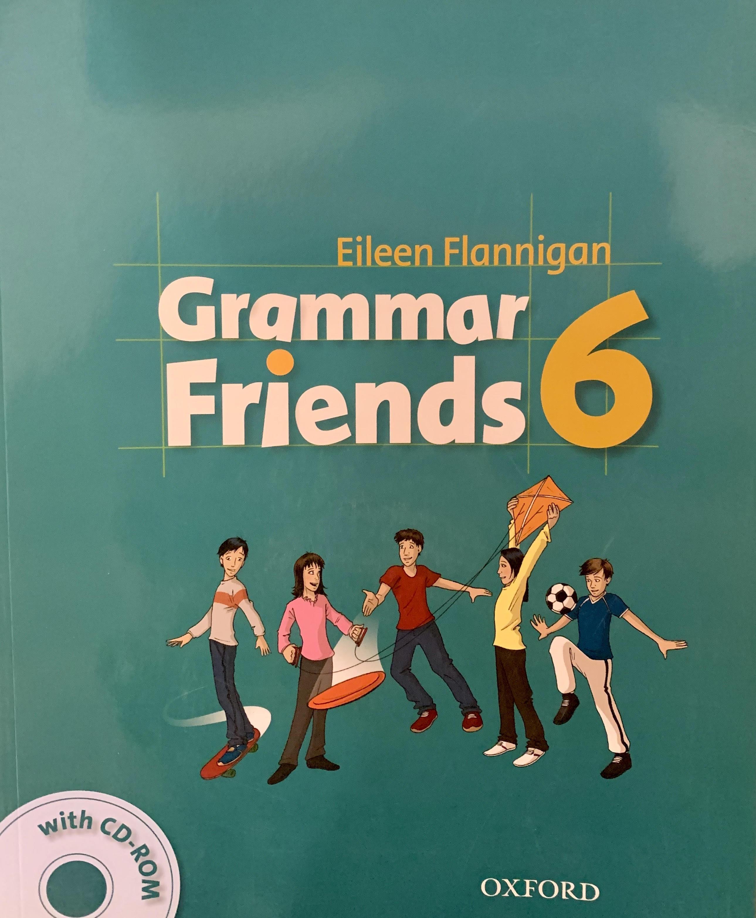 Grammar Friends 6