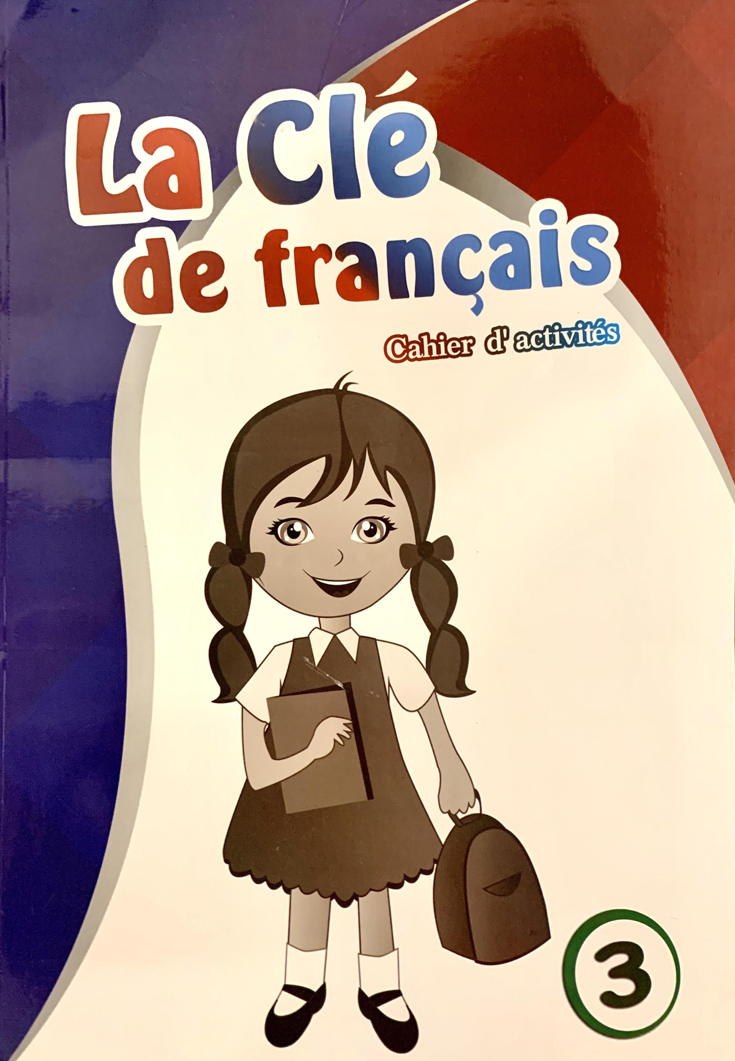 La Cle de Francais Activites 3
