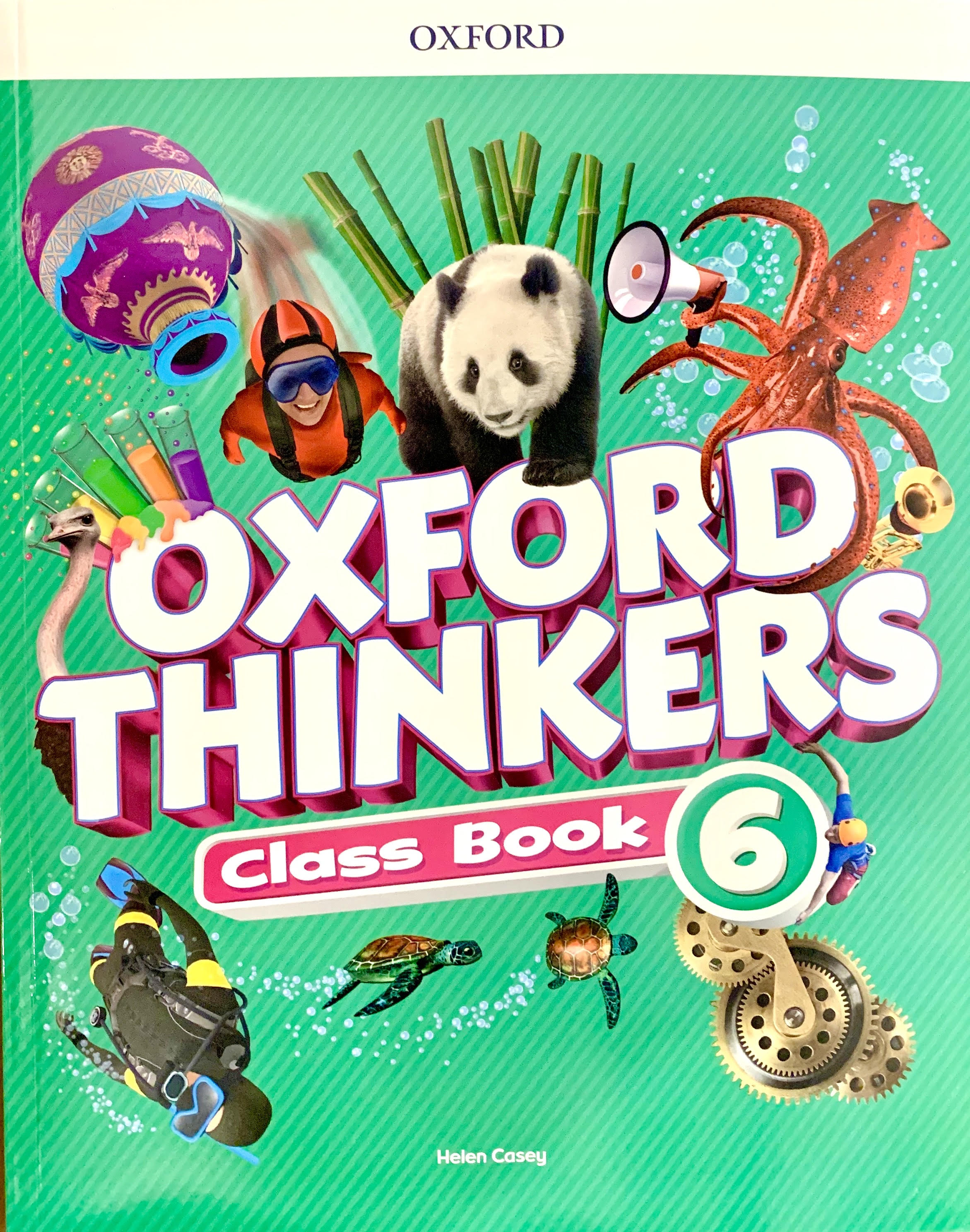 Oxford Thinkers class 6