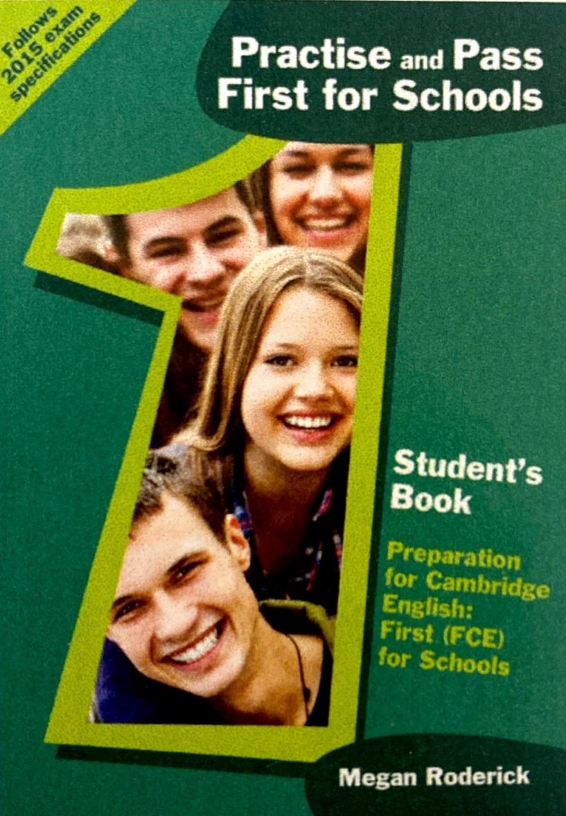 Preparation for Cambridge English Preliminary ( FCE ) for Schools