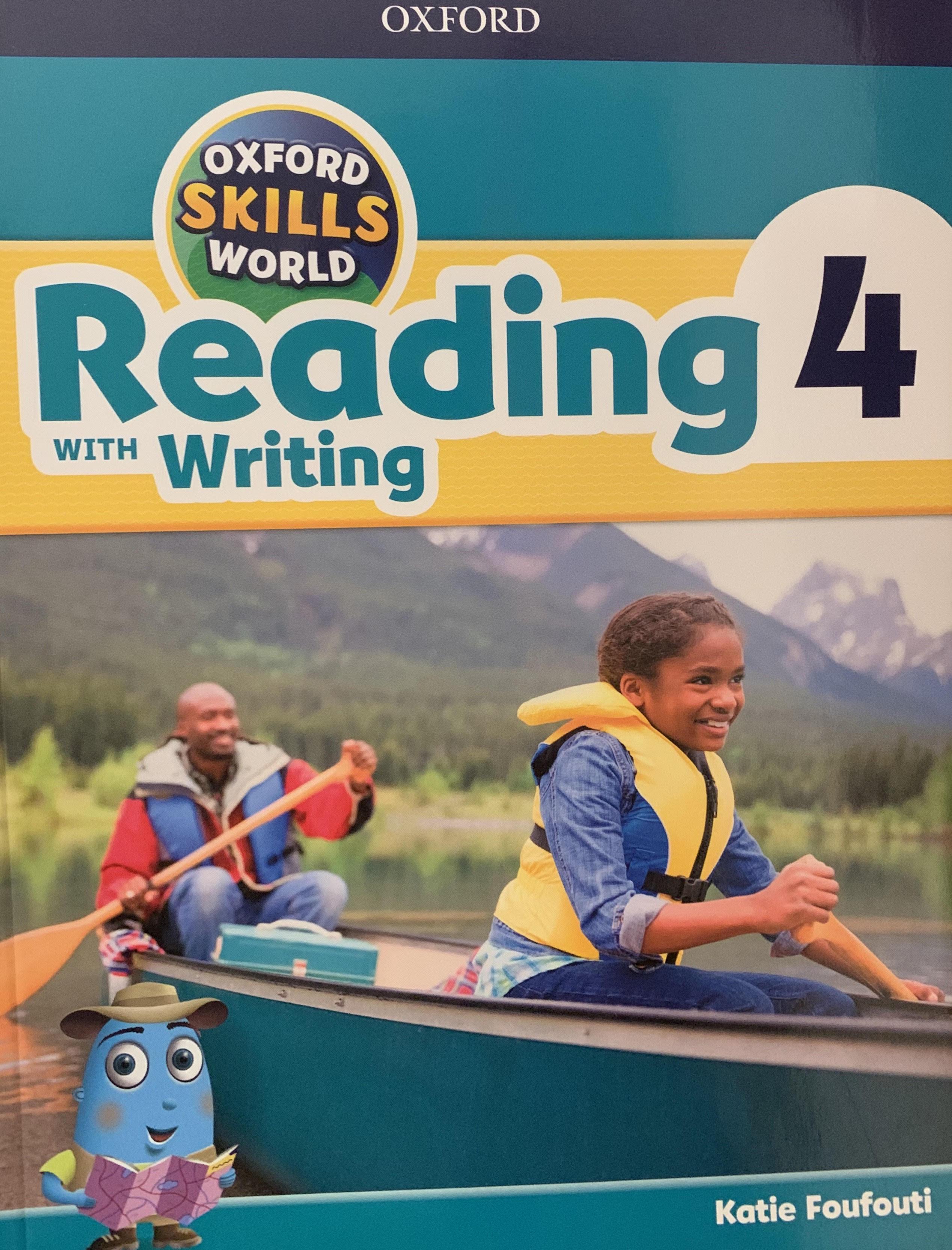 Oxford Skills World Reading Writing 4