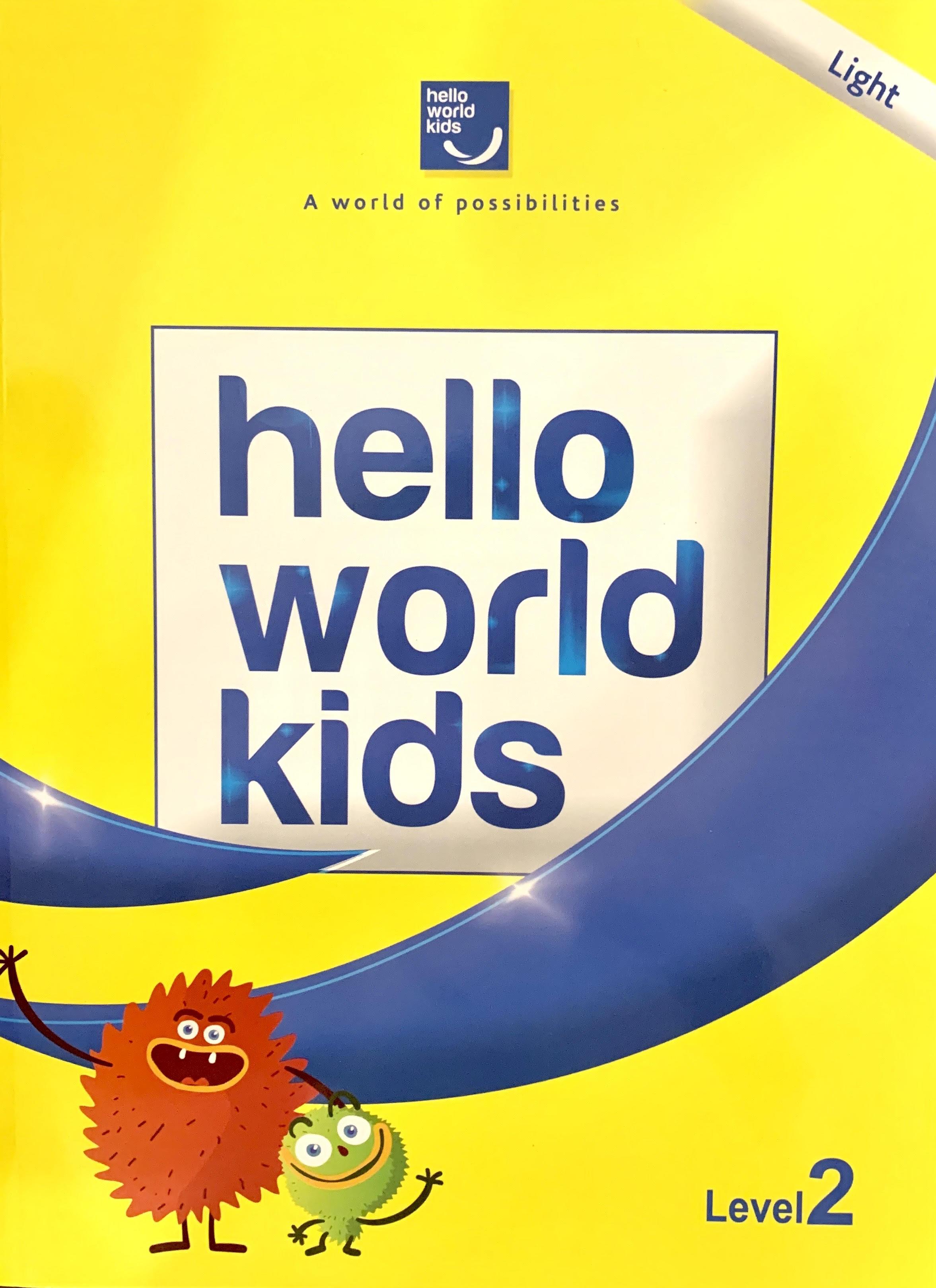 Hello World Kids Light 2