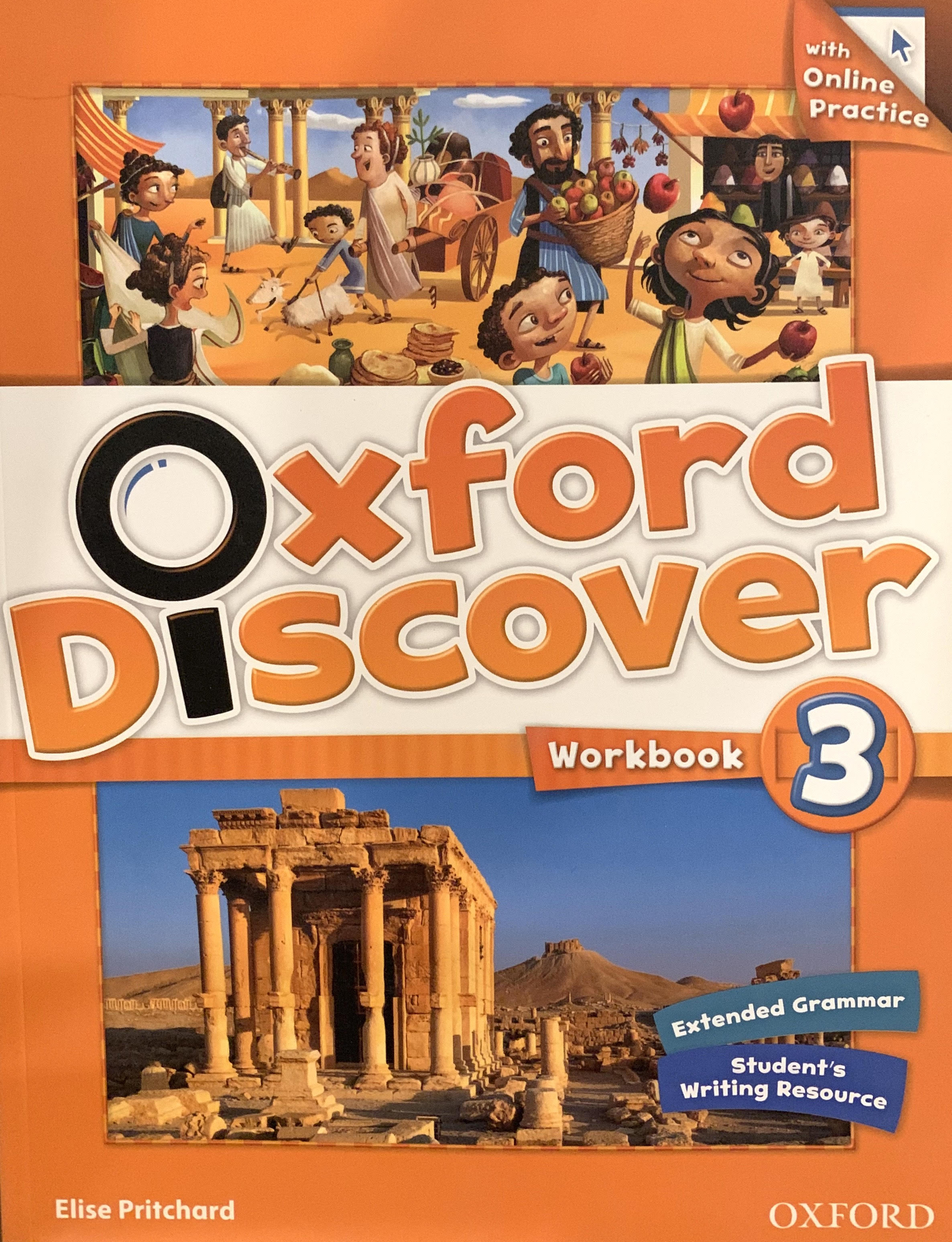 Oxford Discover Work 3