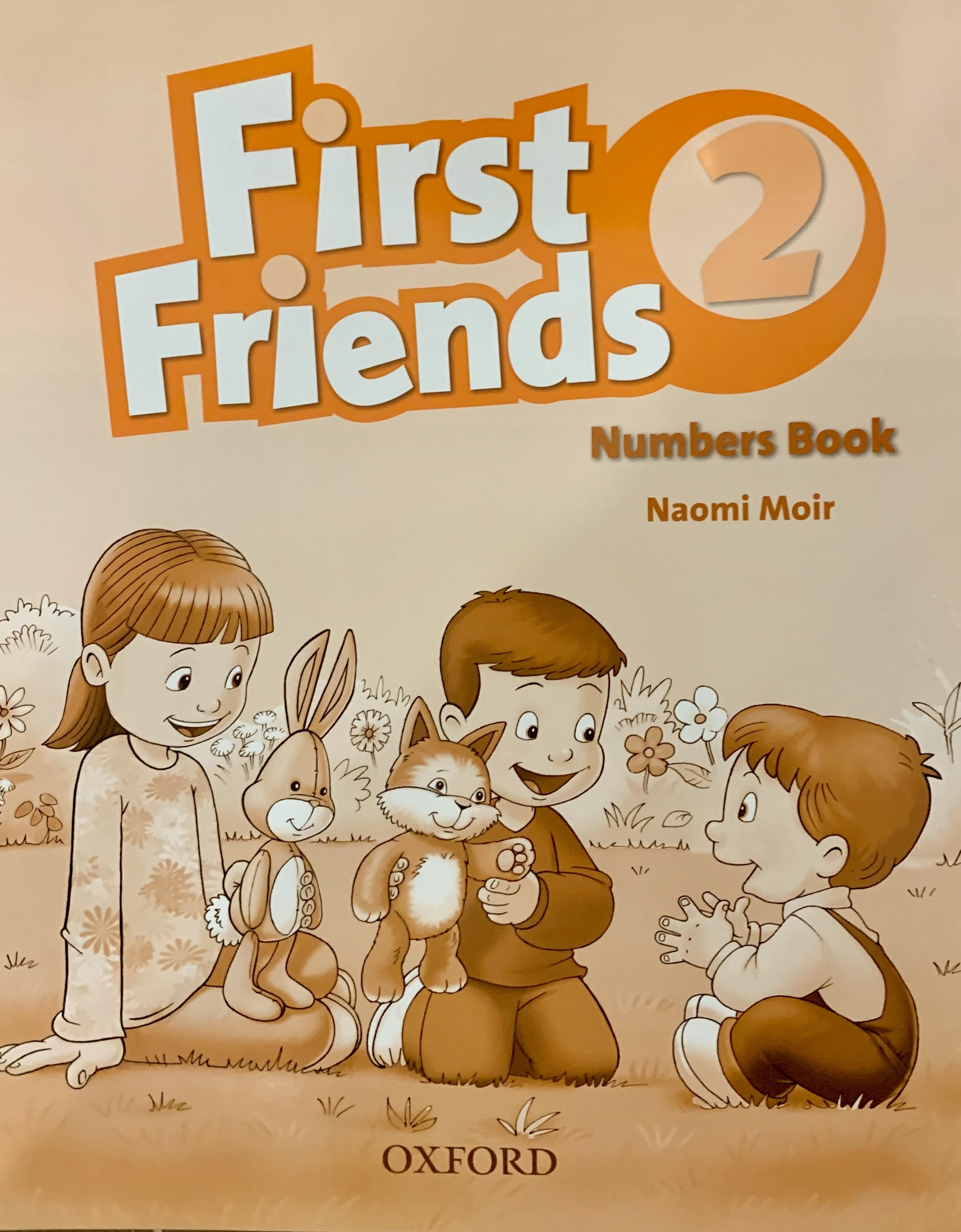Frist Friends Numbers 2