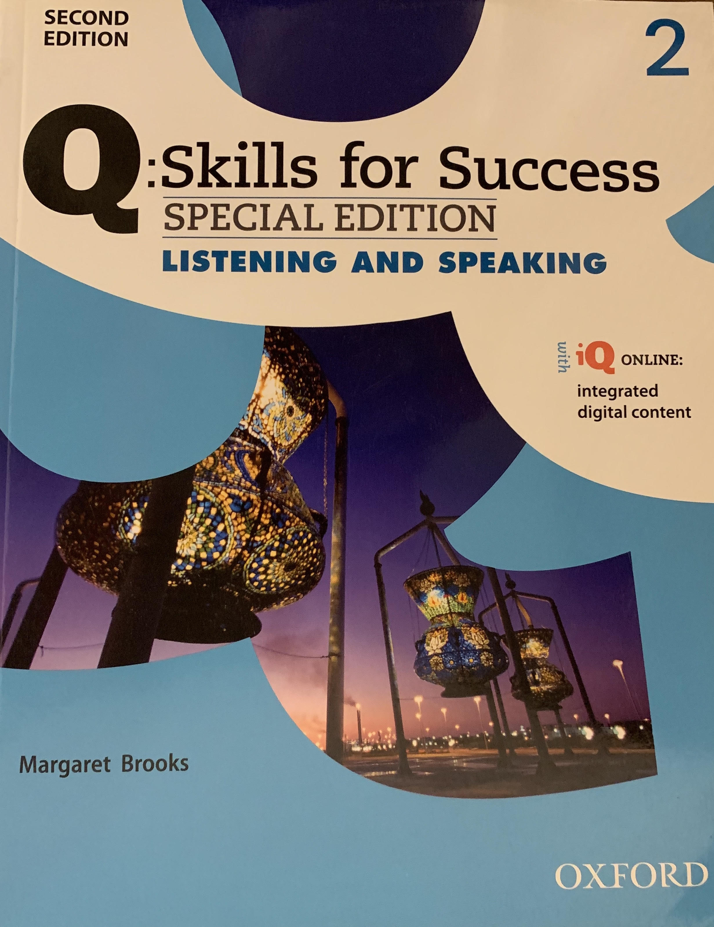 Q Skills For Success Listening and Speaking 2