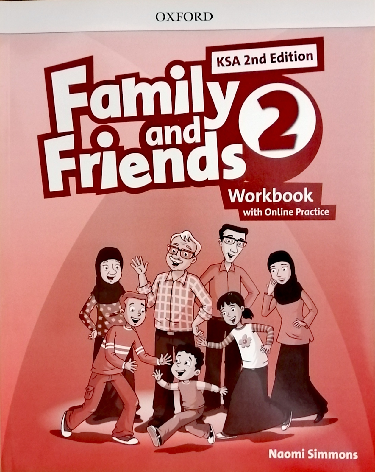 Family and Friends level2 workBook (eBook)