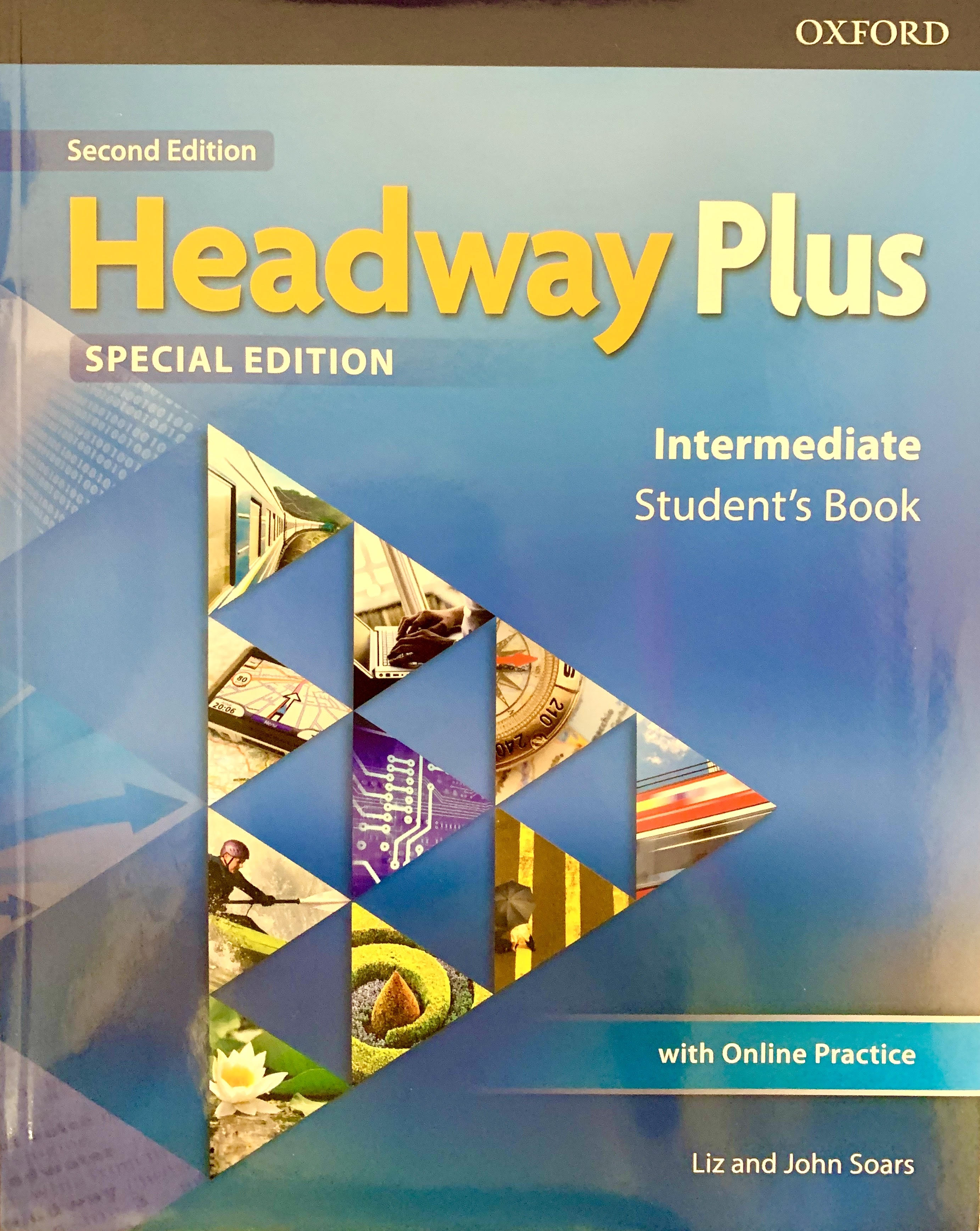 Headway Plus Intermadiate Student ( Second Edition )