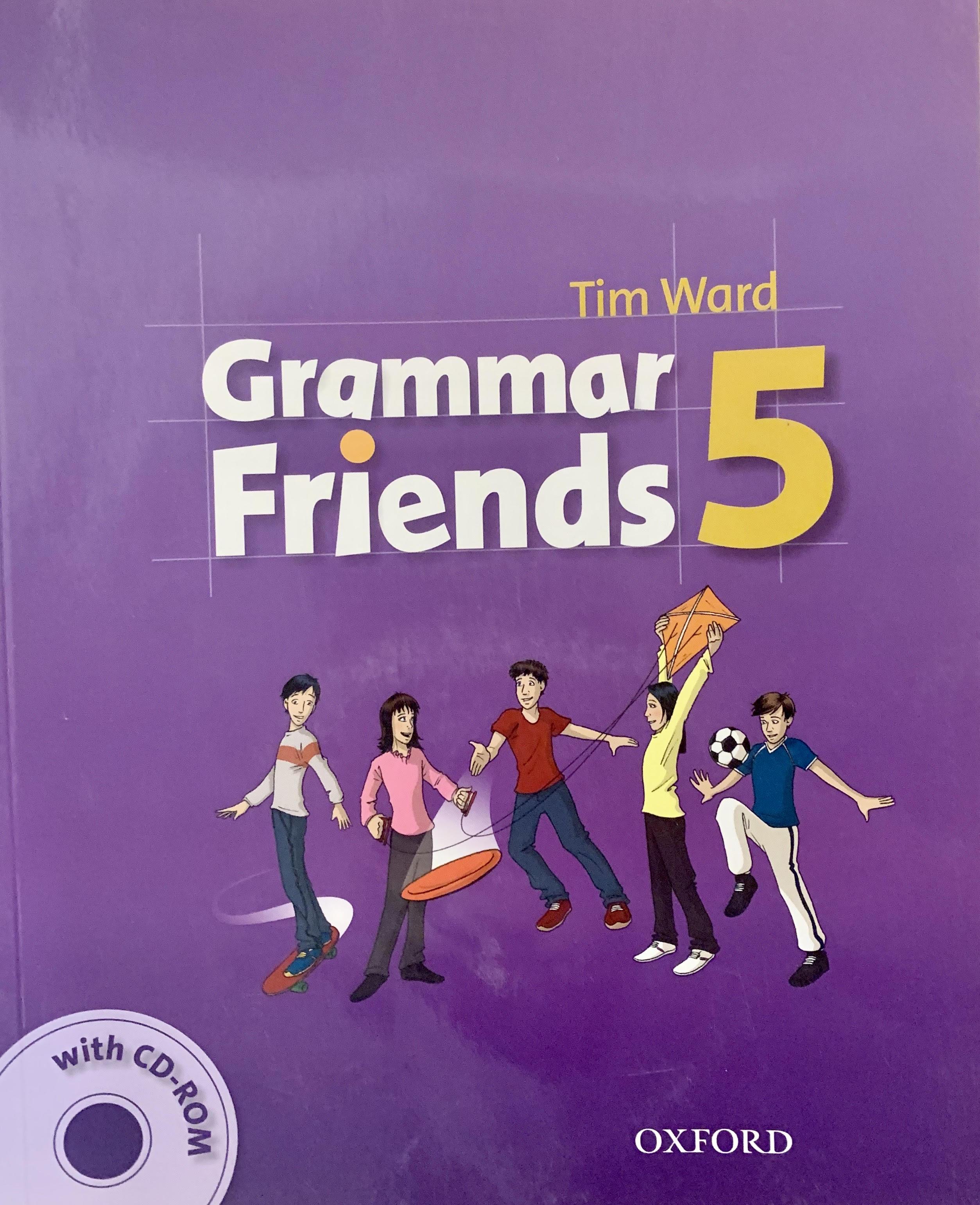 Grammar Friends 5