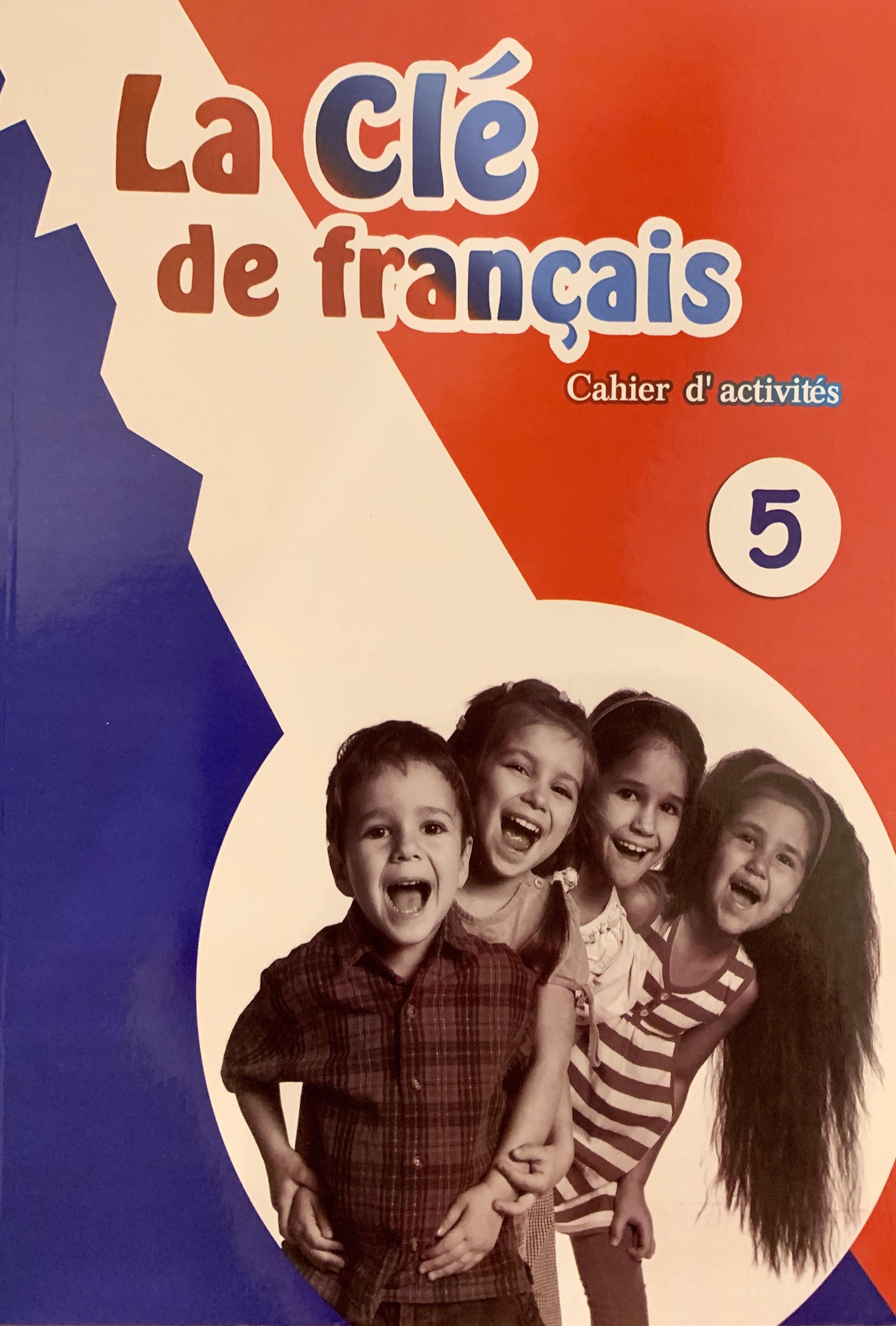 La Cle de Francais Activites 5