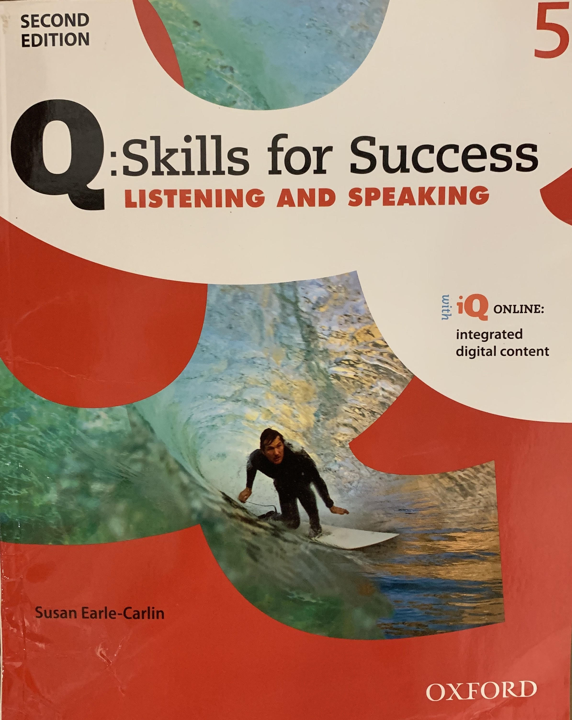 Q Skills For Success Listening and Speaking 5