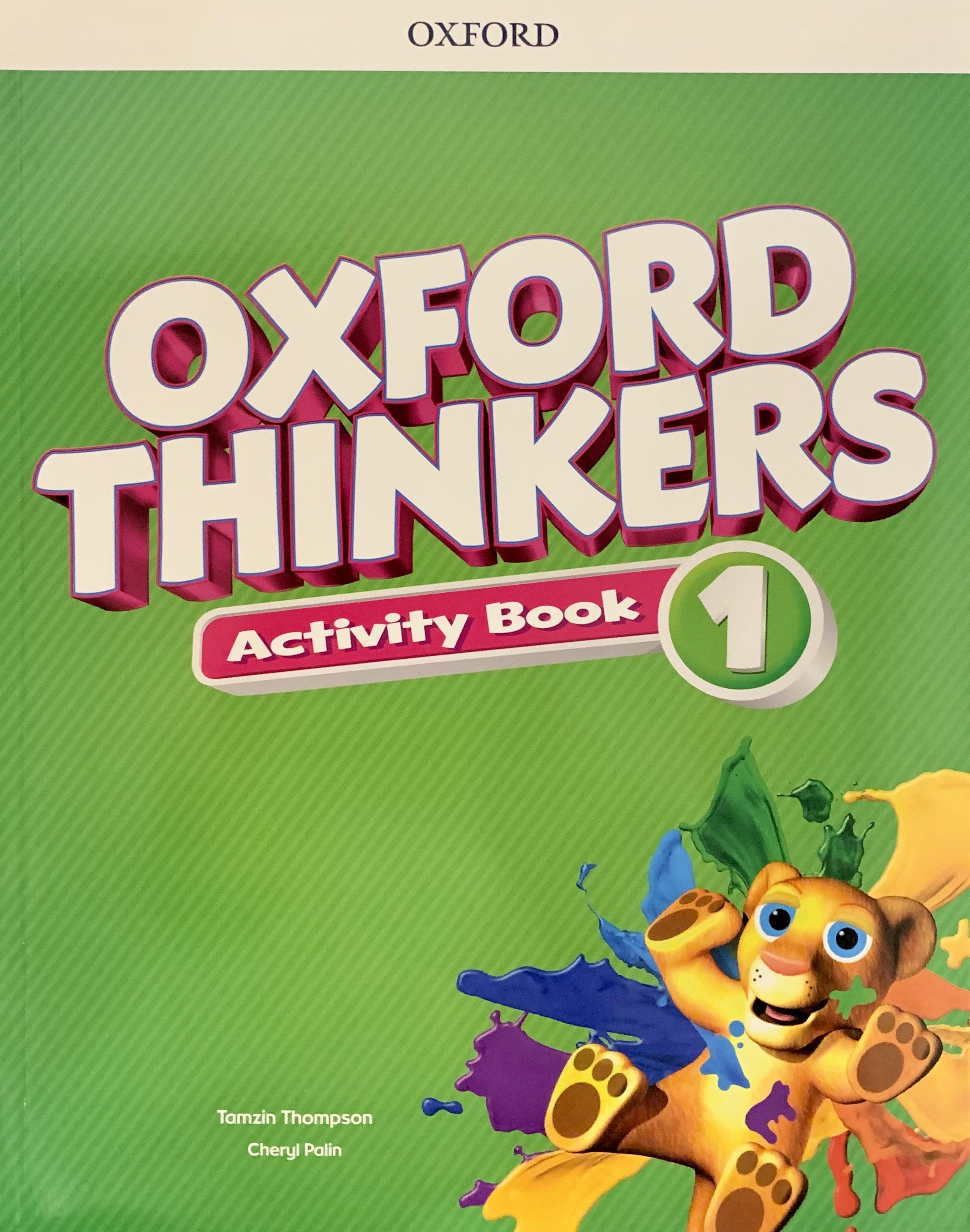 Oxford Thinkers Activity 1