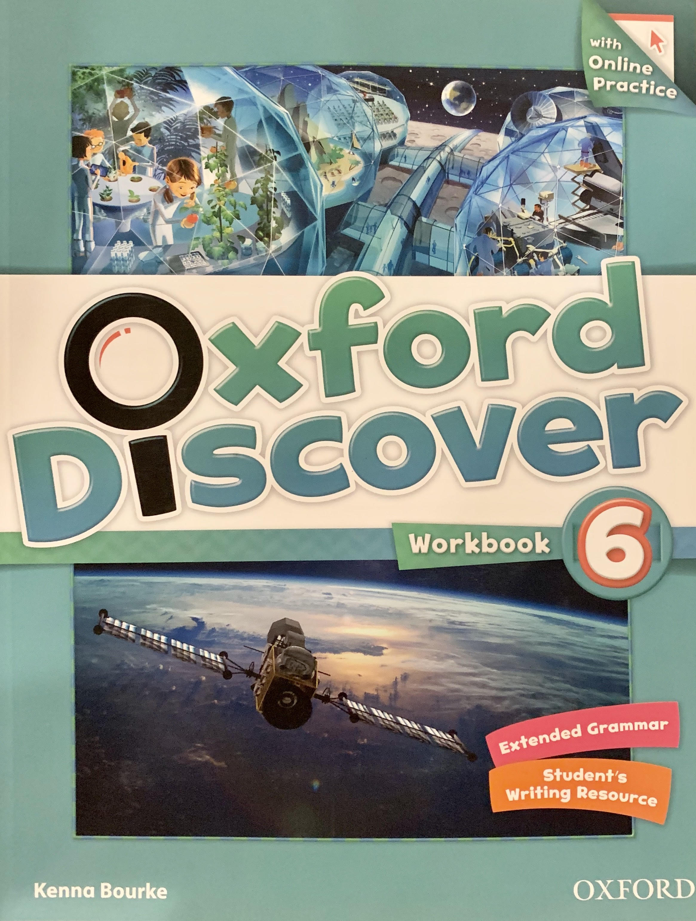 Oxford Discover Work 6