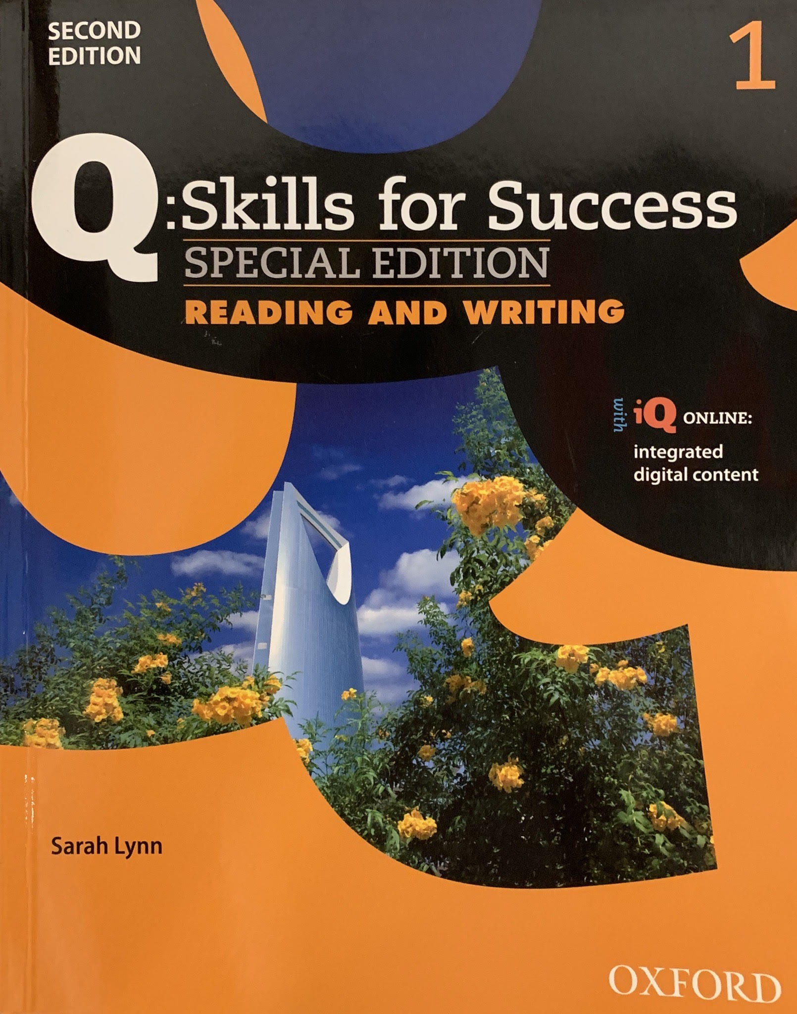 Q Skills For Success Reading and Writing 1