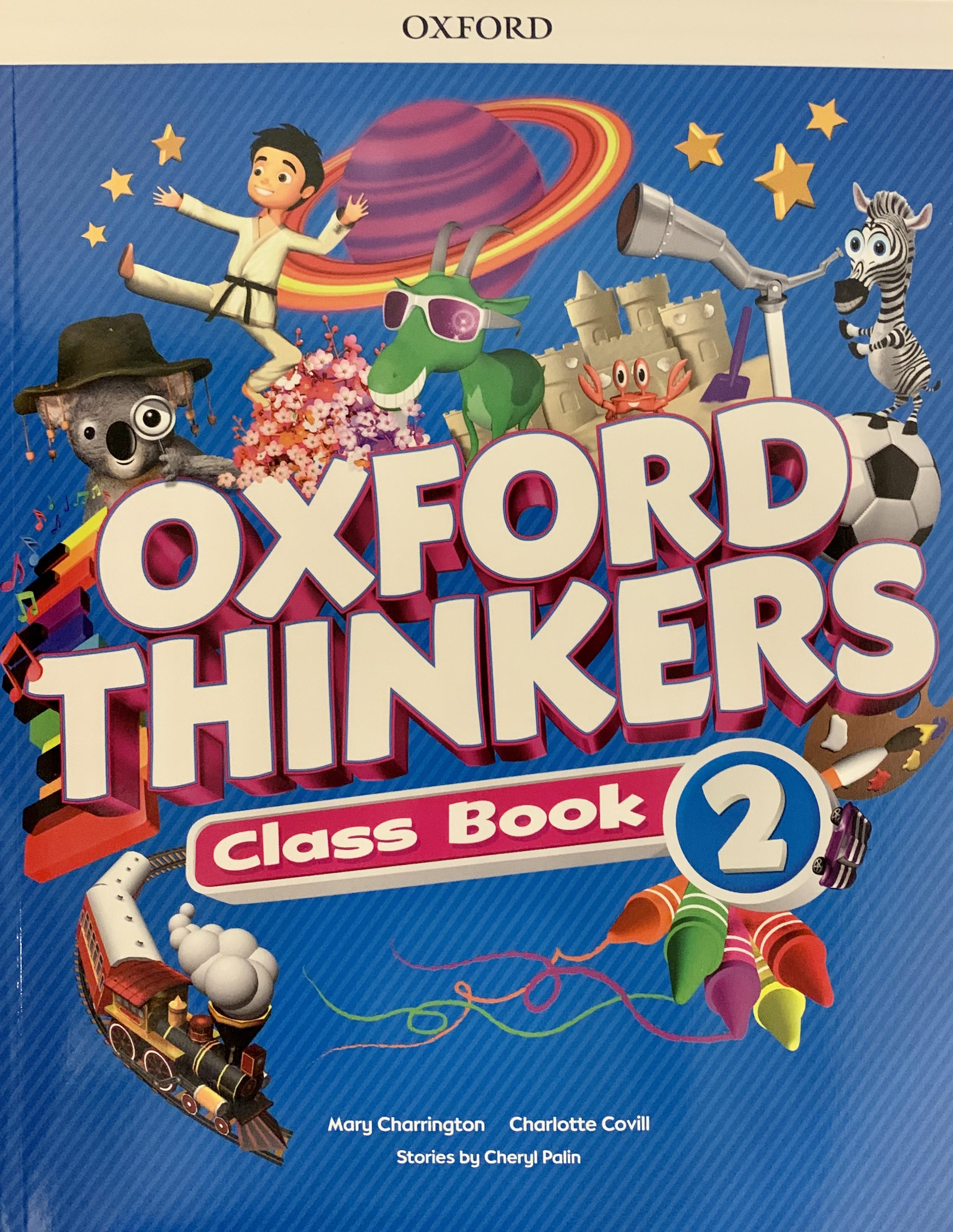 Oxford Thinkers class 2