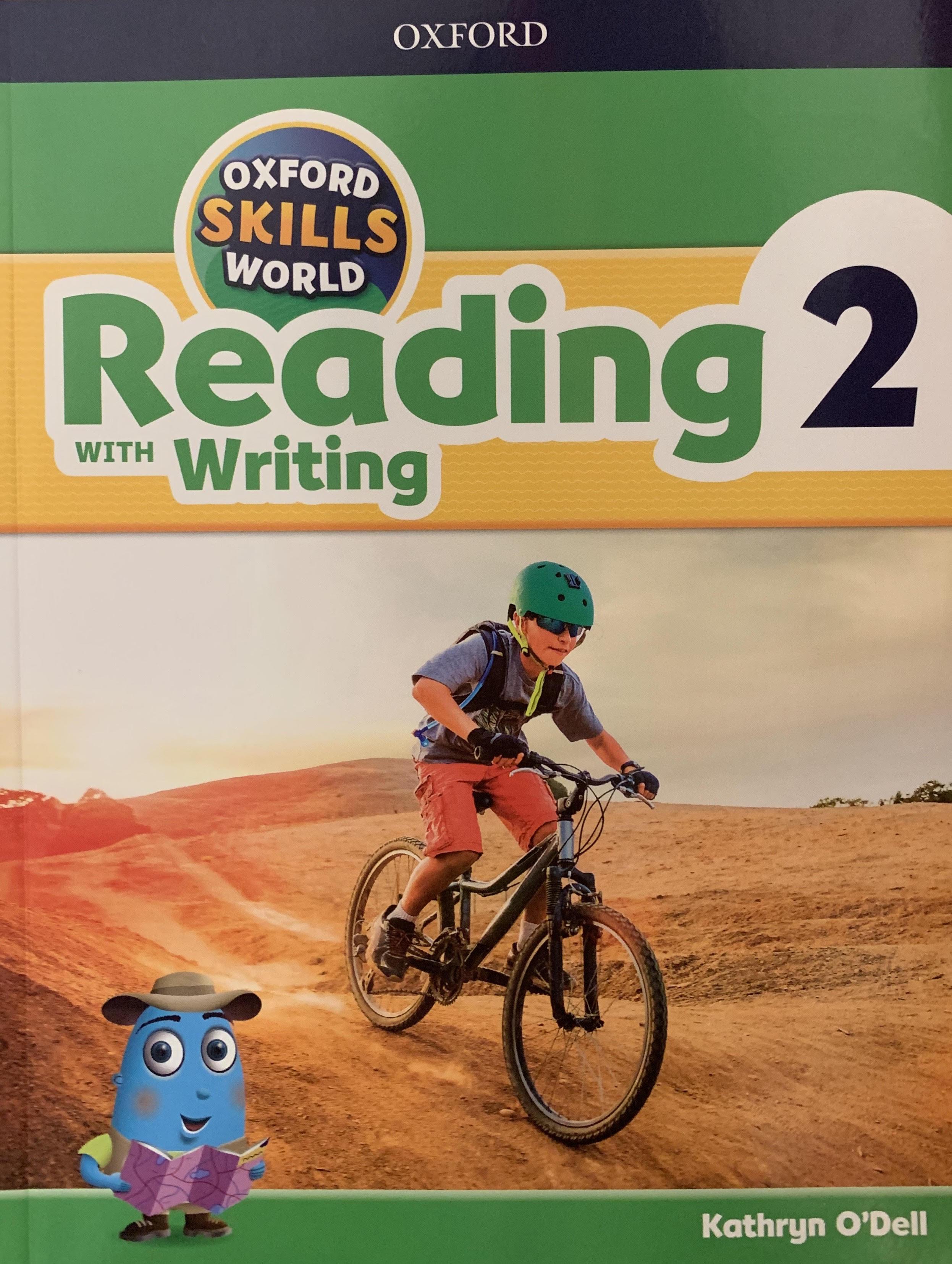 Oxford Skills World Reading Writing 2