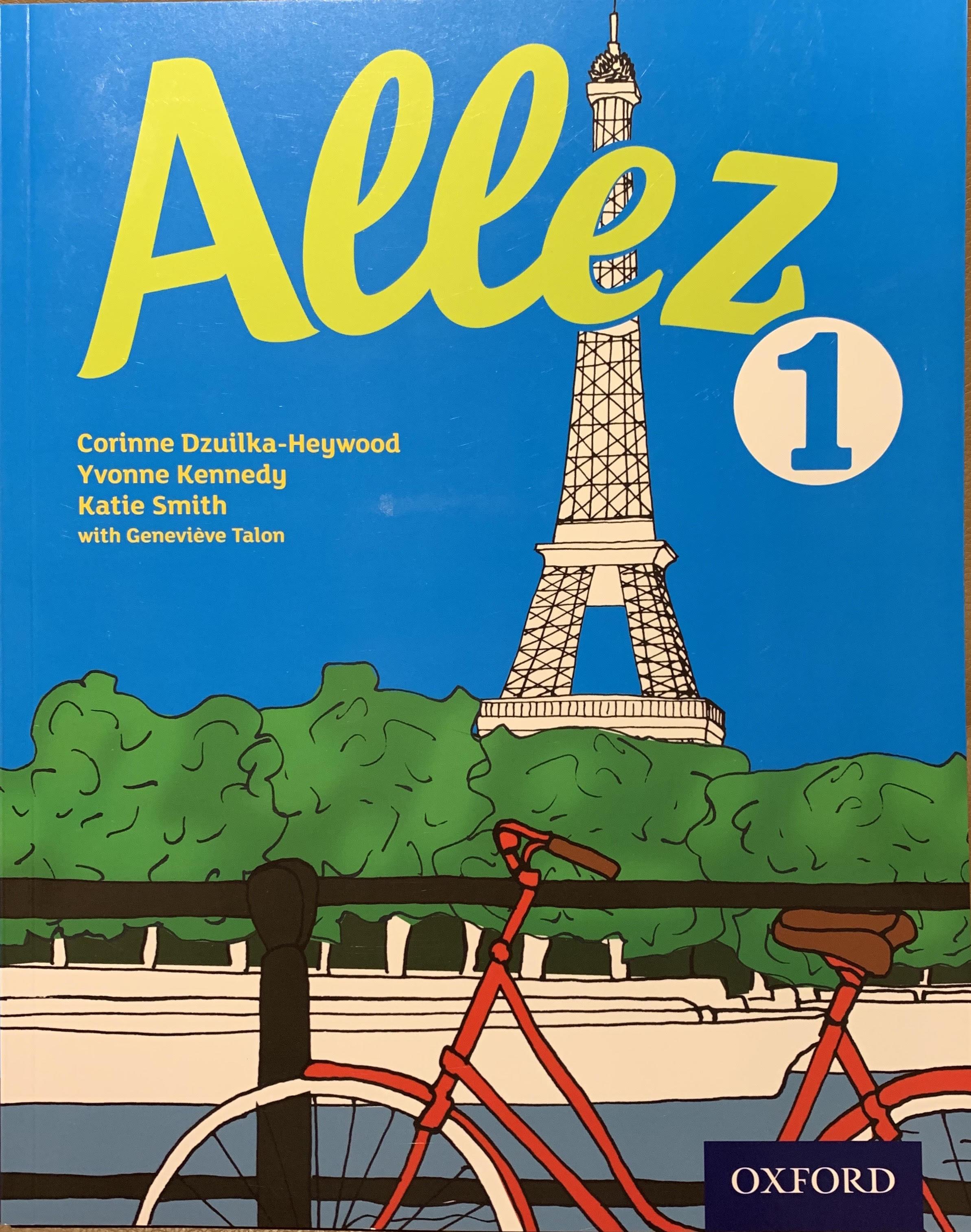 Allez 1 ( فرنسي )