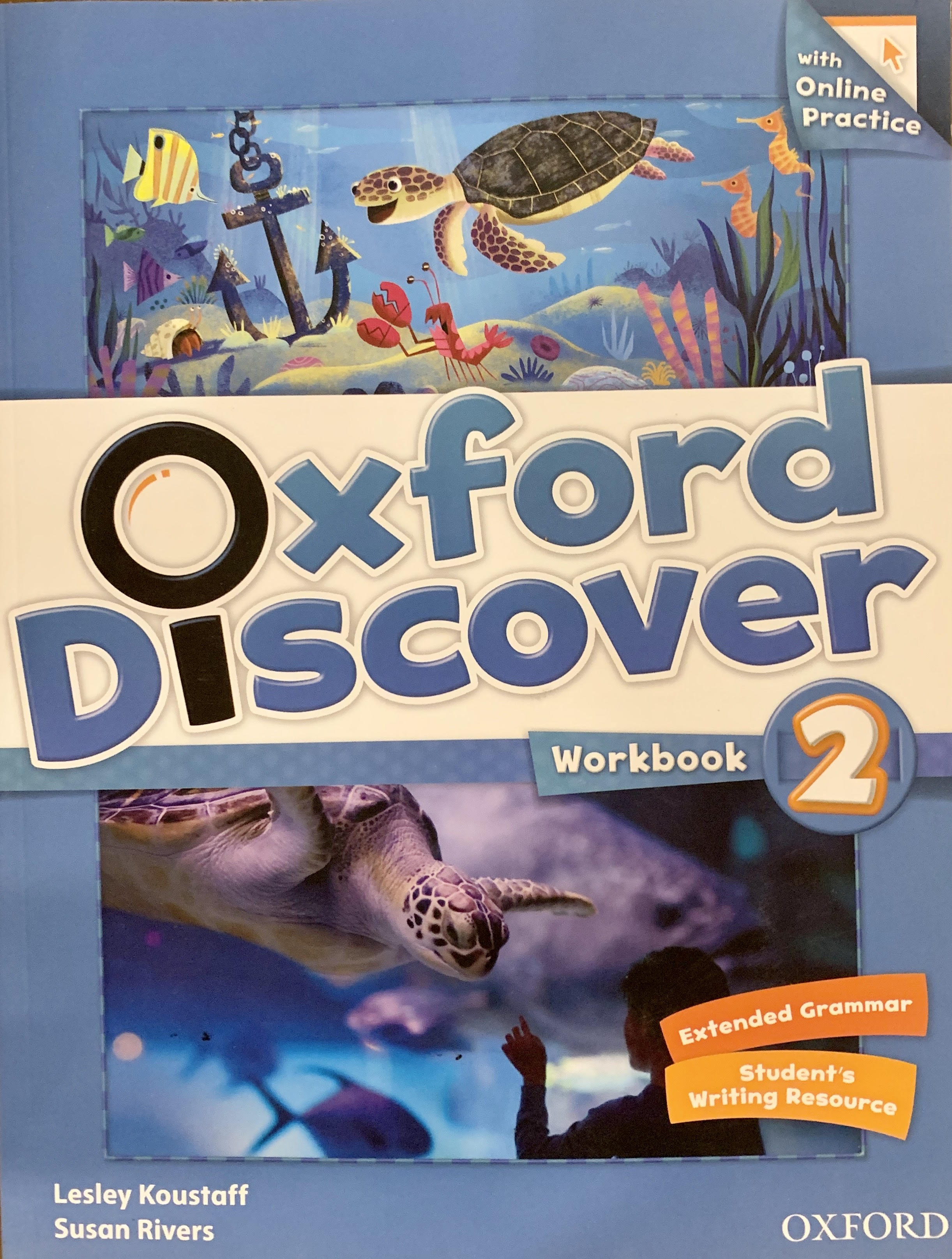 Oxford Discover Work 2