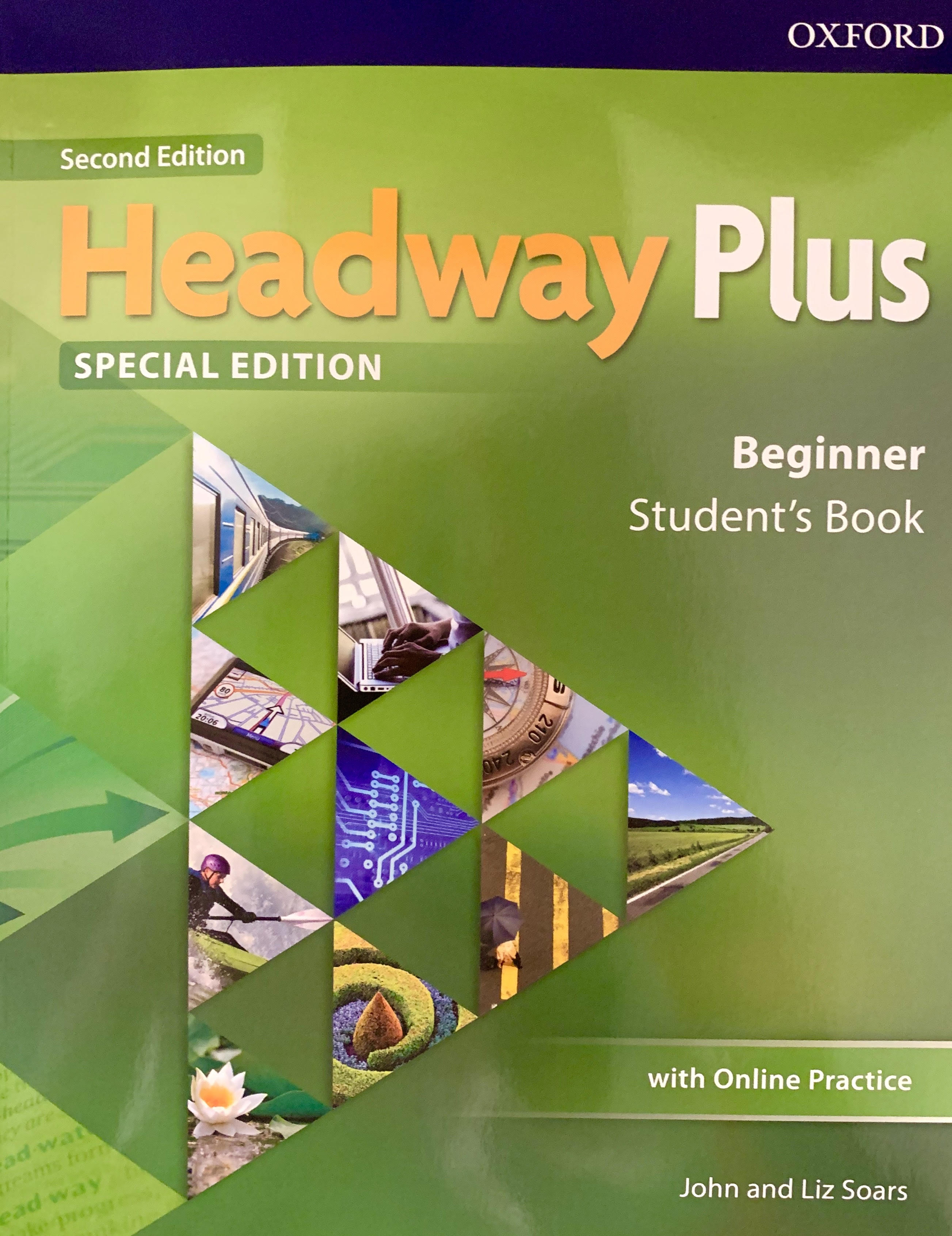 Headway Plus Beginner Student ( Second Edition )