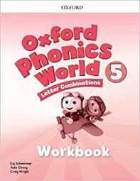 Oxford Phonics World (Work) 5