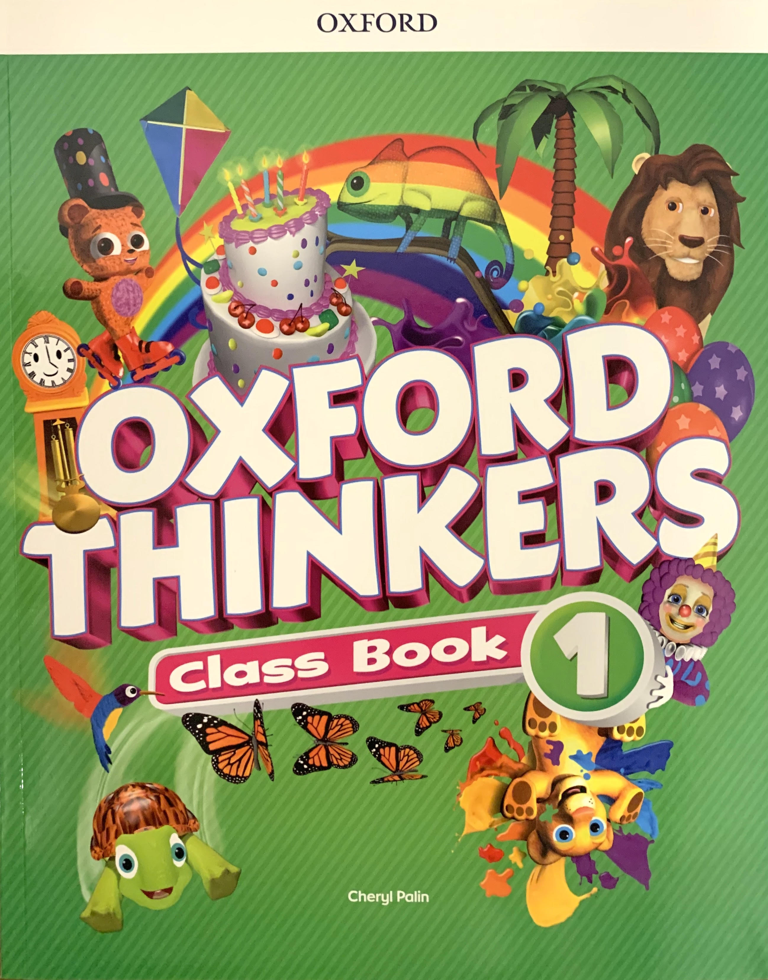 Oxford Thinkers class 1