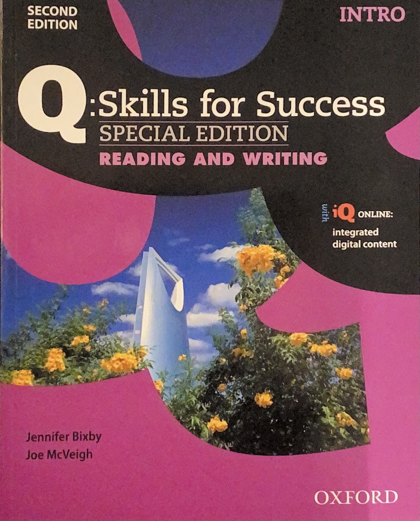Q Skills For Success Reading and Writing INTRO