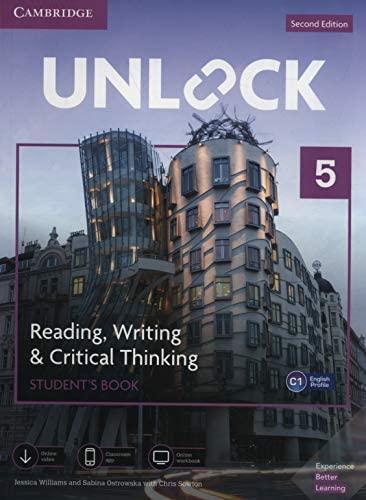 Unlock Level 5 Reading and Writing