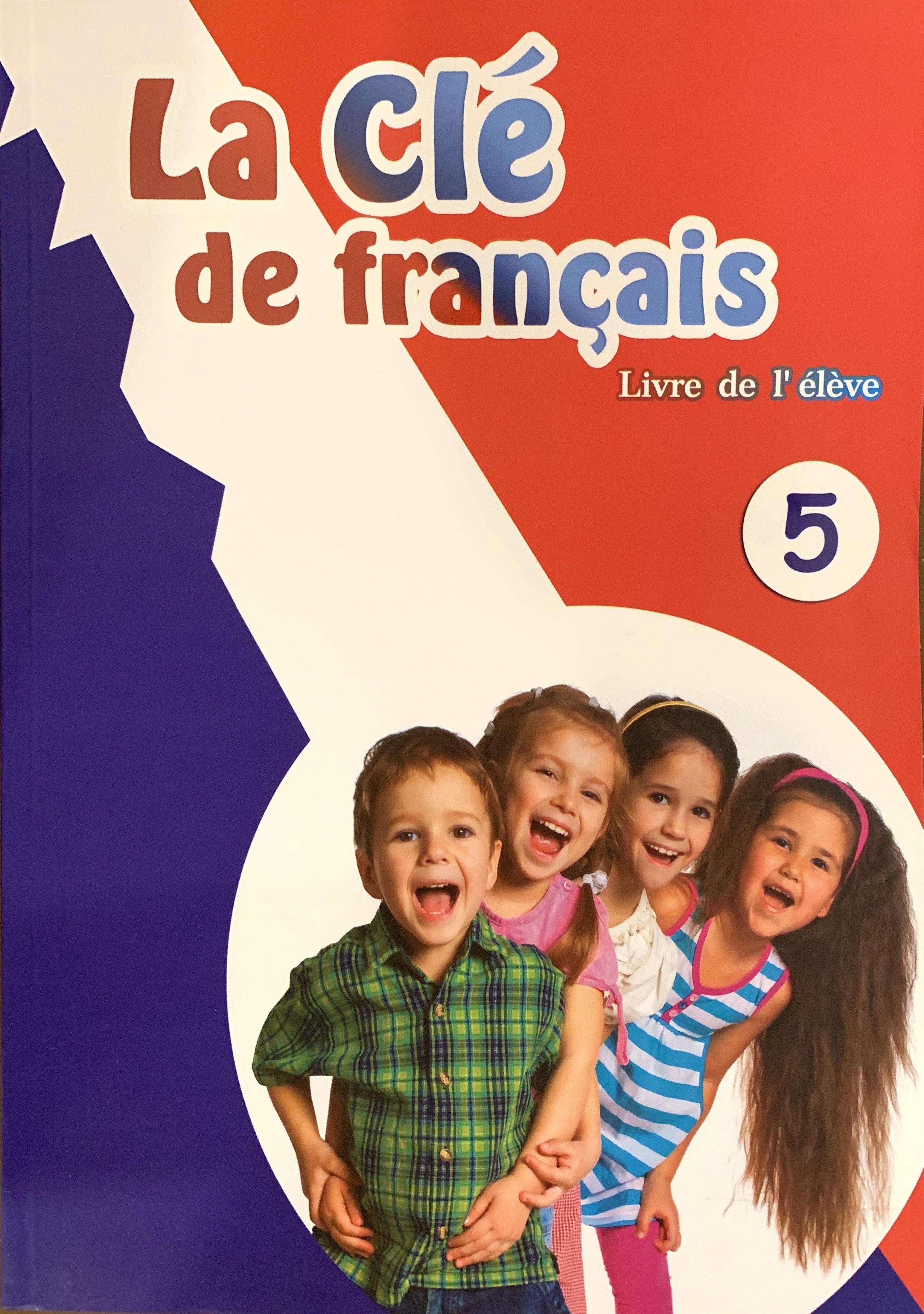 La Cle de Francais Class 5