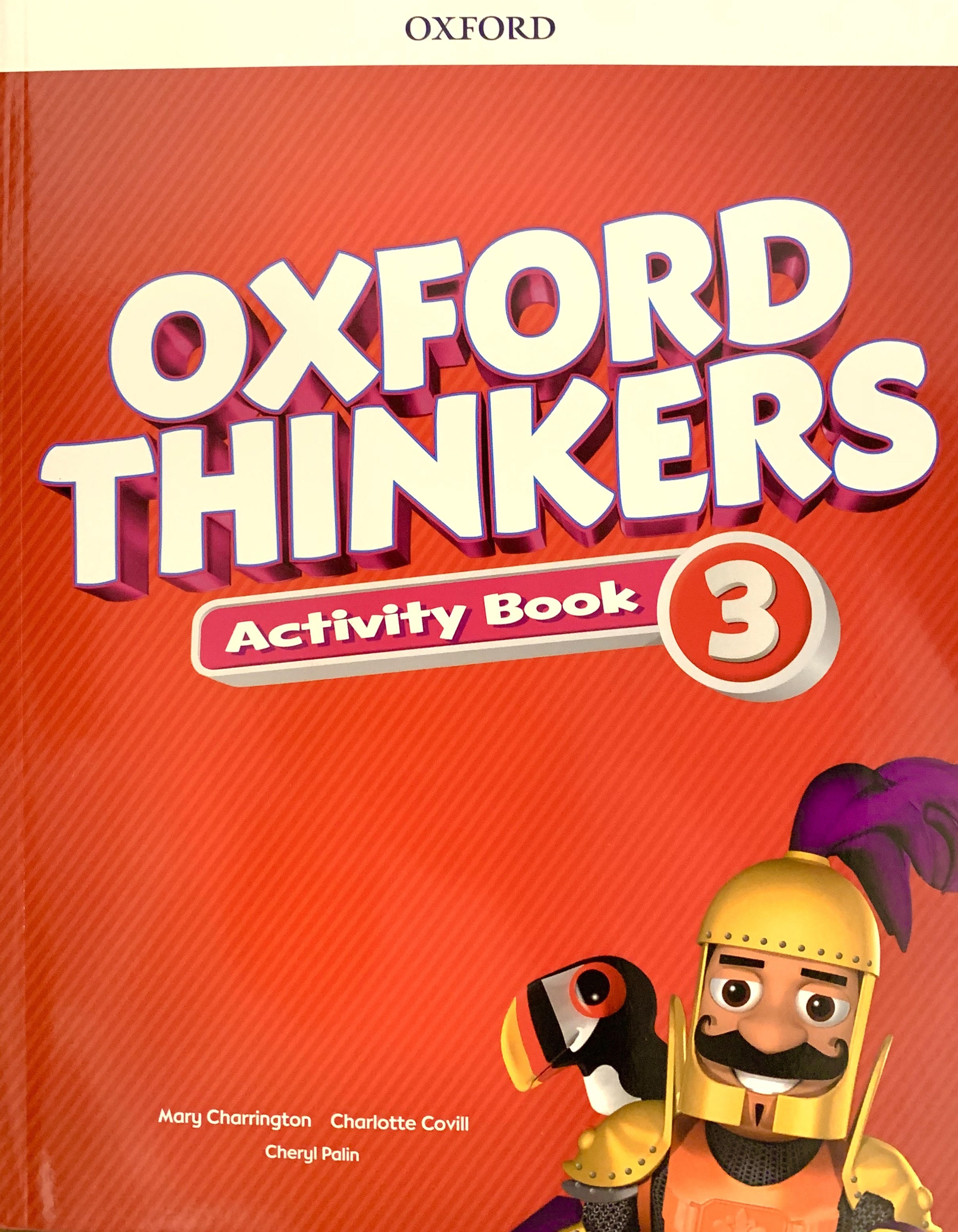 Oxford Thinkers Activity 3