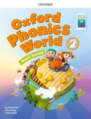 Oxford Phonics World (Class) 2
