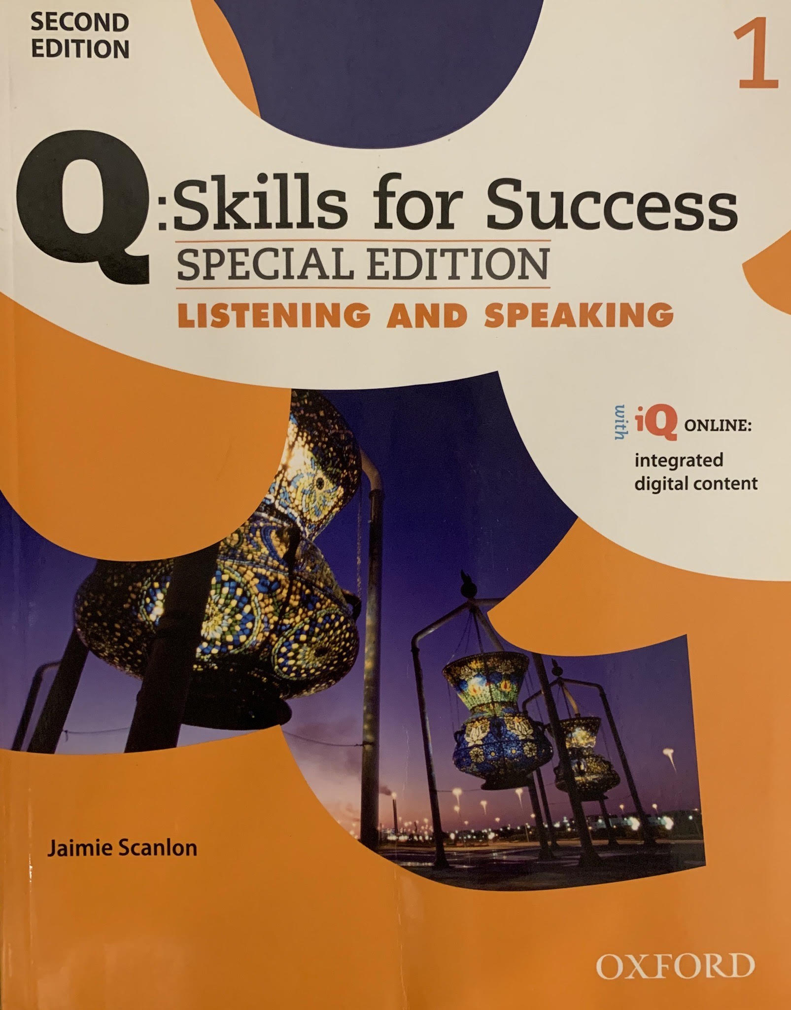 Q Skills For Success Listening and Speaking 1