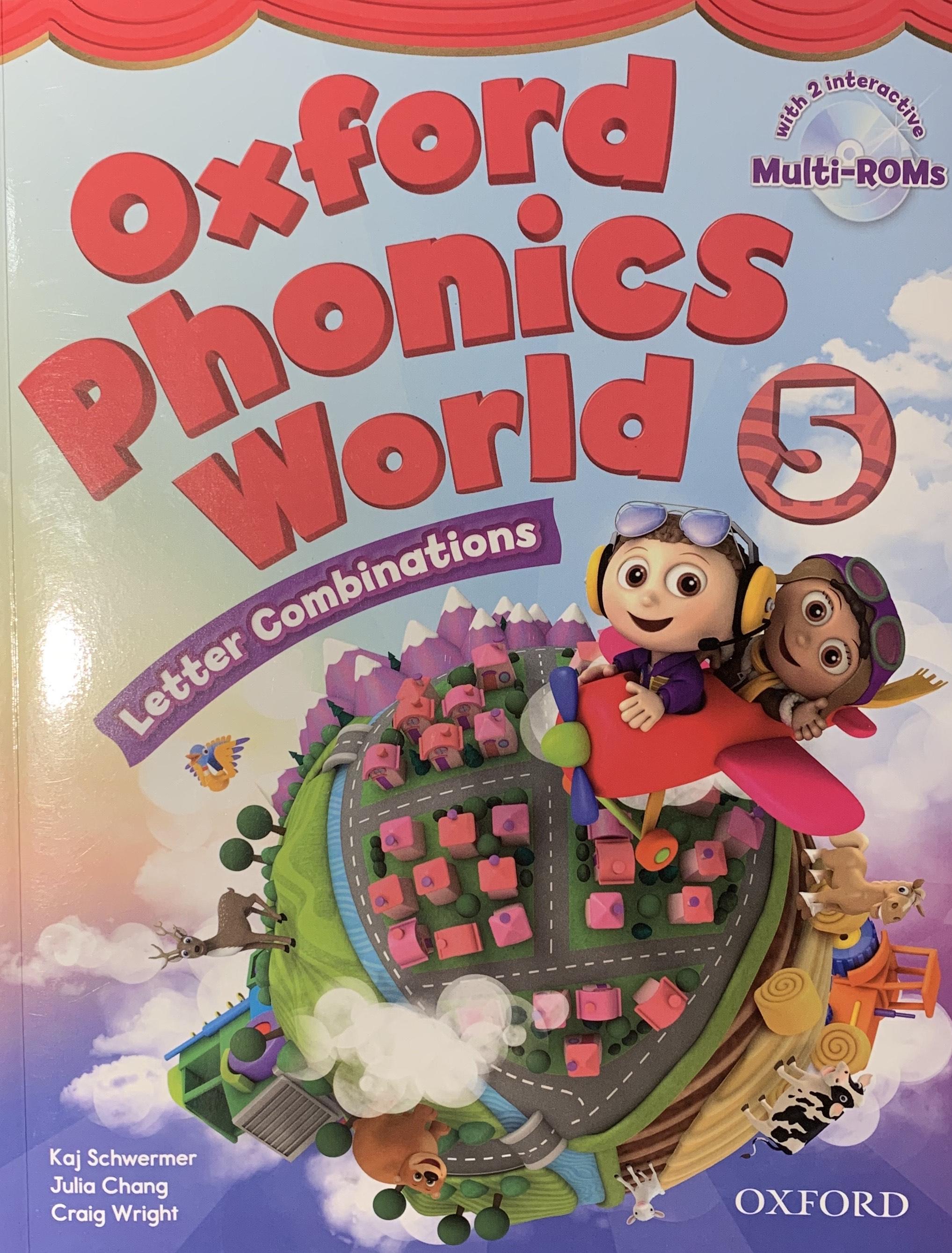 Oxford Phonics World (Class) 5