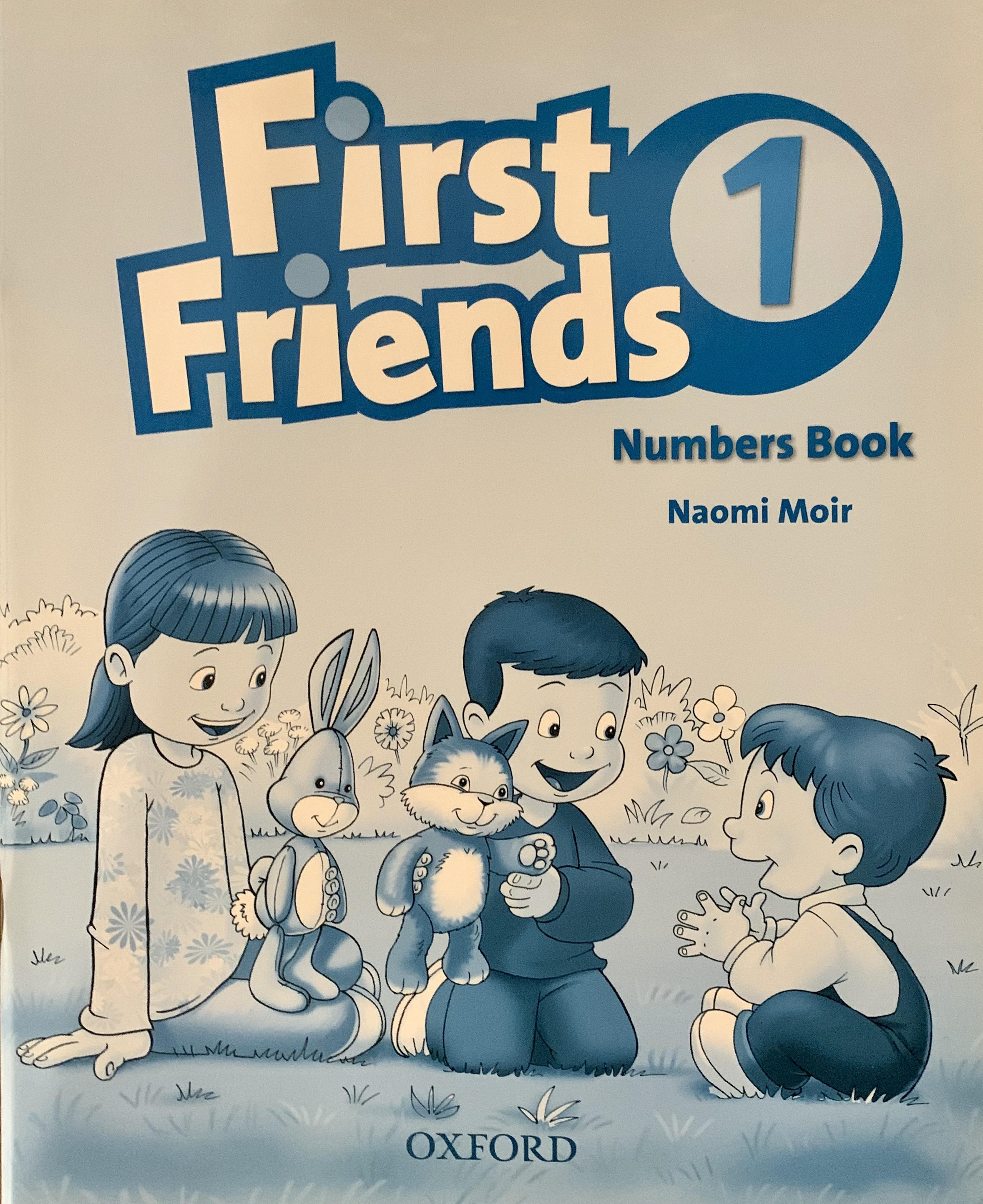 Frist Friends Numbers 1