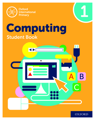 Oxford International Primary Computing 1