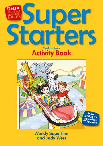 (Activity Book) Super Starters